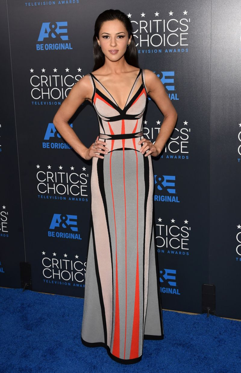 Annet Mahendru Annual Critics Choice Television Awards in Beverly Hills