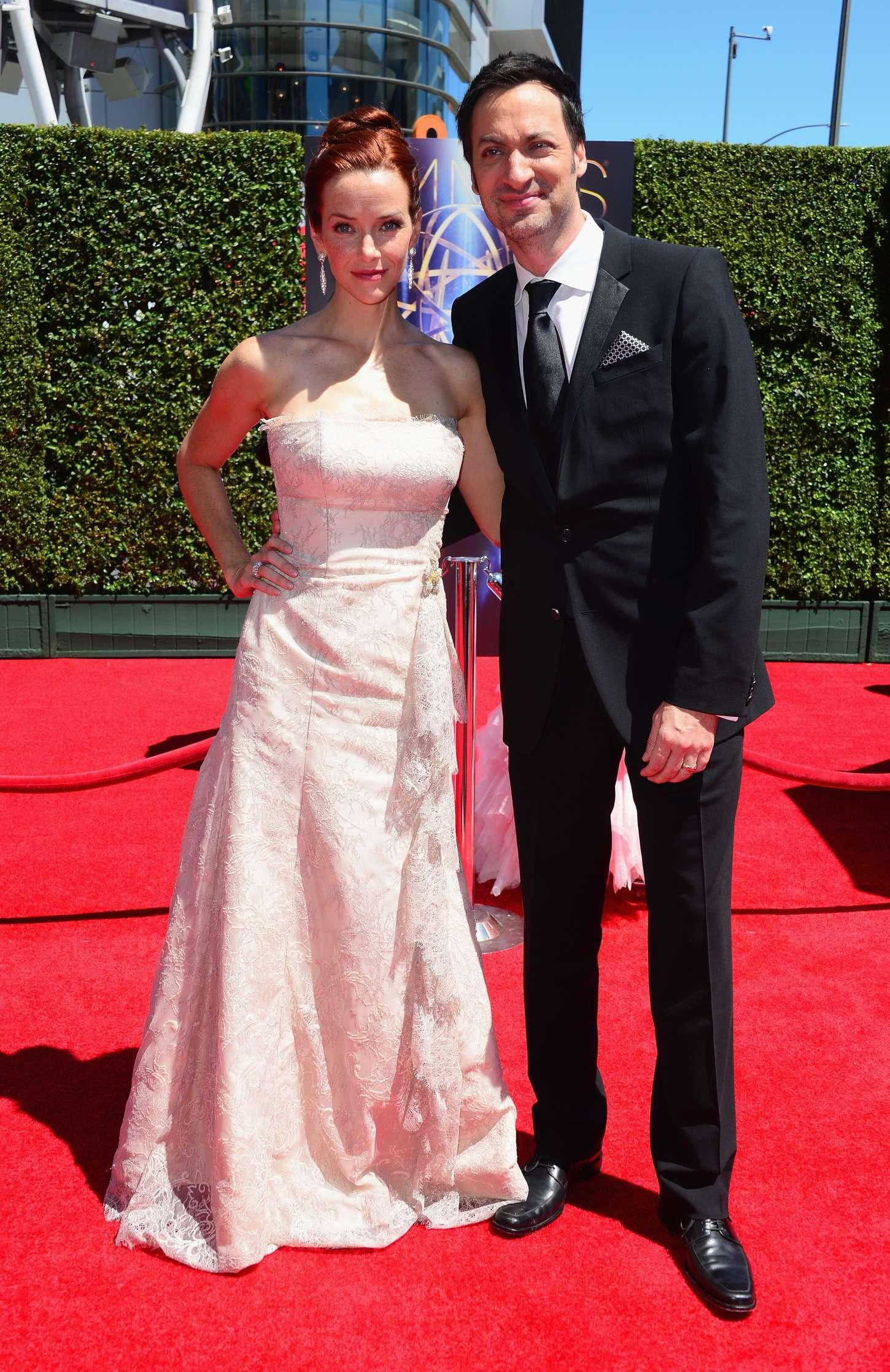 Annie Wersching Creative Arts Emmy Awards