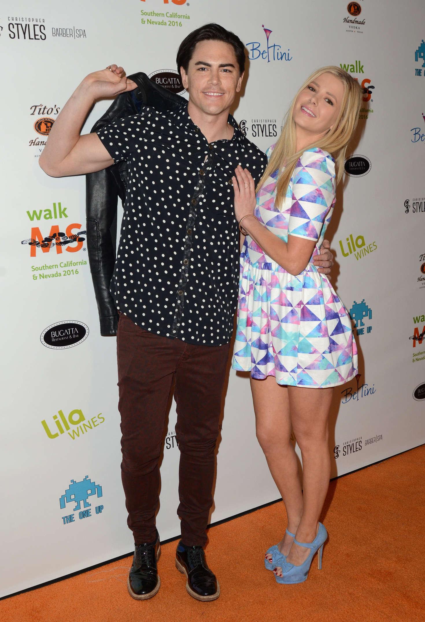 Ariana Madix Annual LAs Walk MS Celebrity Kickoff in Los Angeles