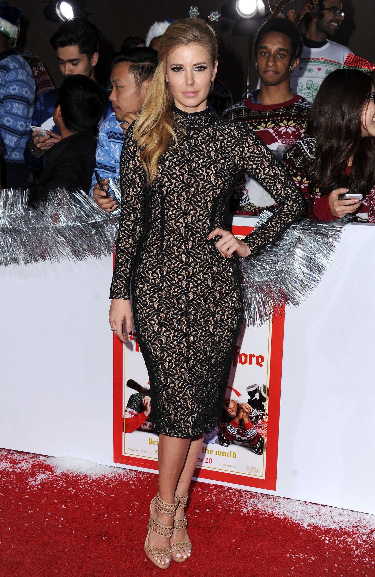 Ariana Madix The Night Before Premiere in Los Angeles