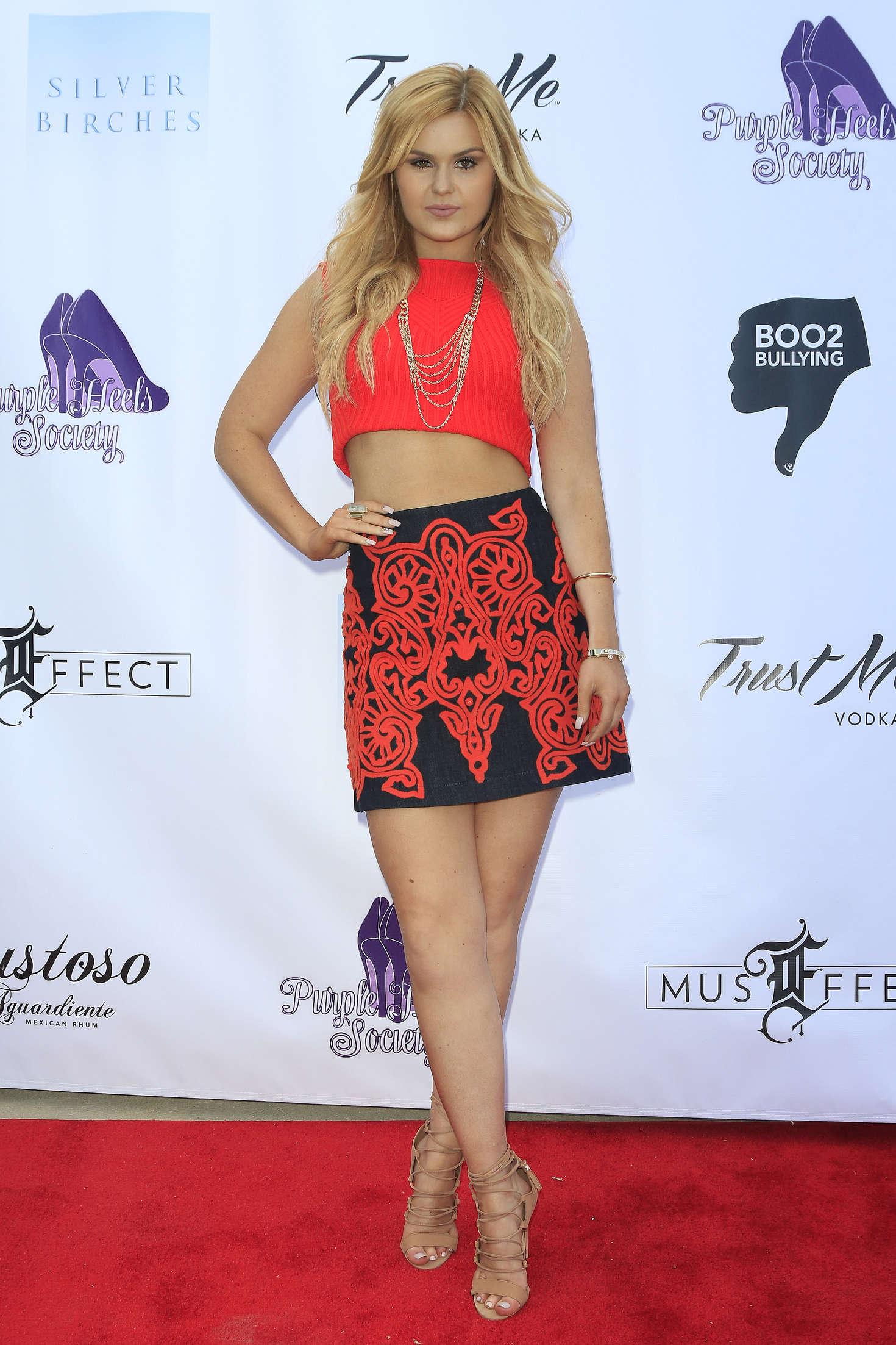 Ashlee Keating Boo2bullying Spring Soiree in Los Angeles