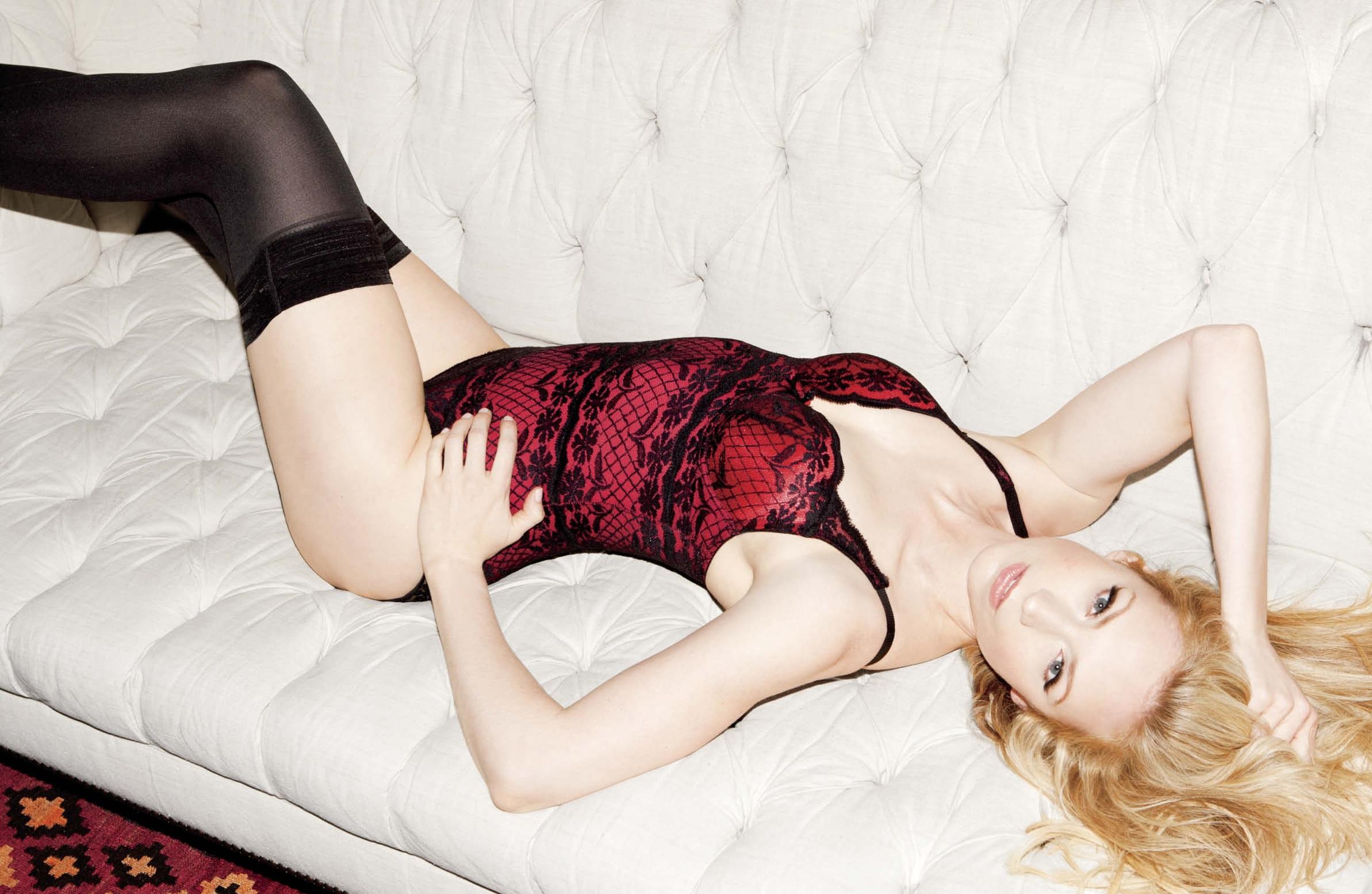 Beth Riesgraf Maxim USA Magazine