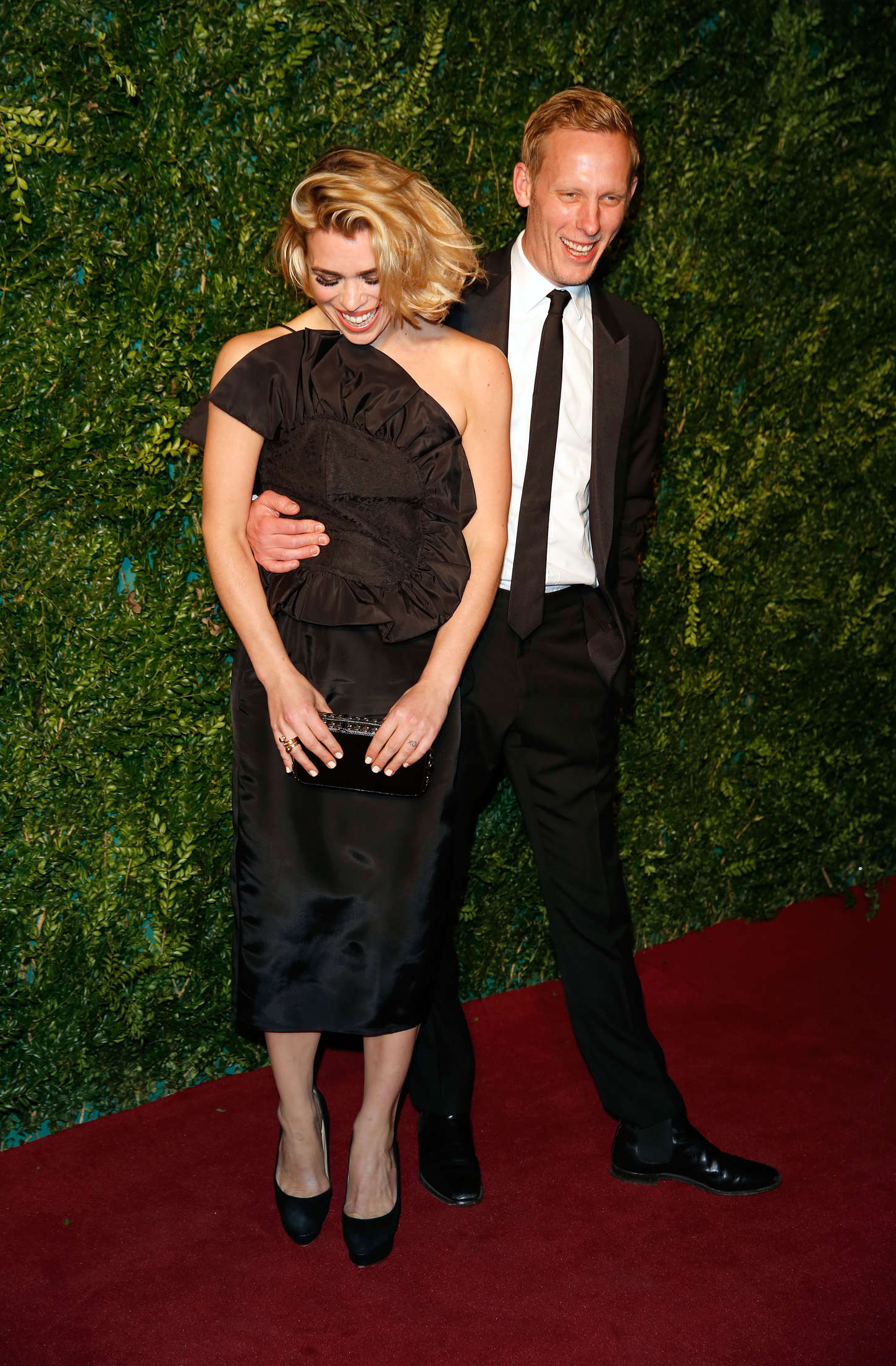 Billie Piper London Evening Standard Theatre Awards in London