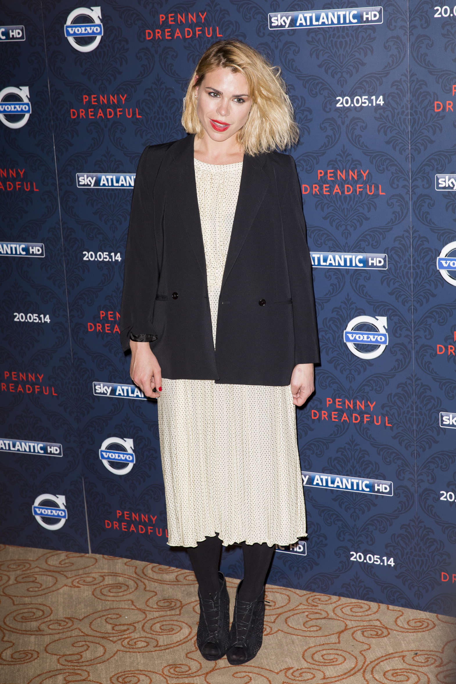 Billie Piper Penny Dreadful London premiere
