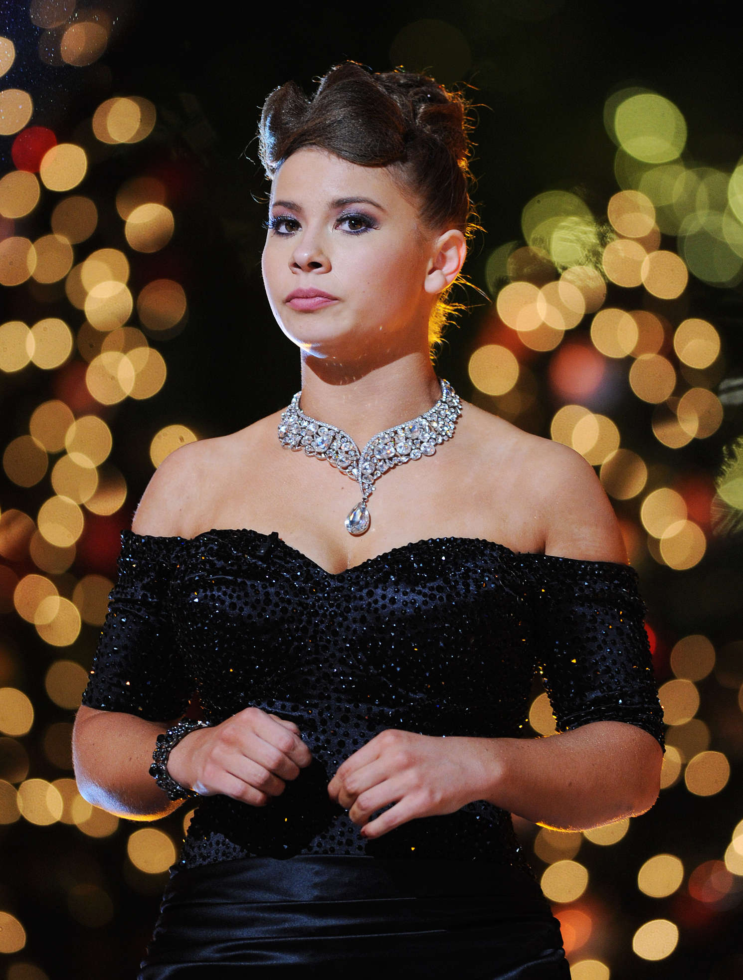 Bindi Irwin Dancing With The Stars Finale in Los Angeles