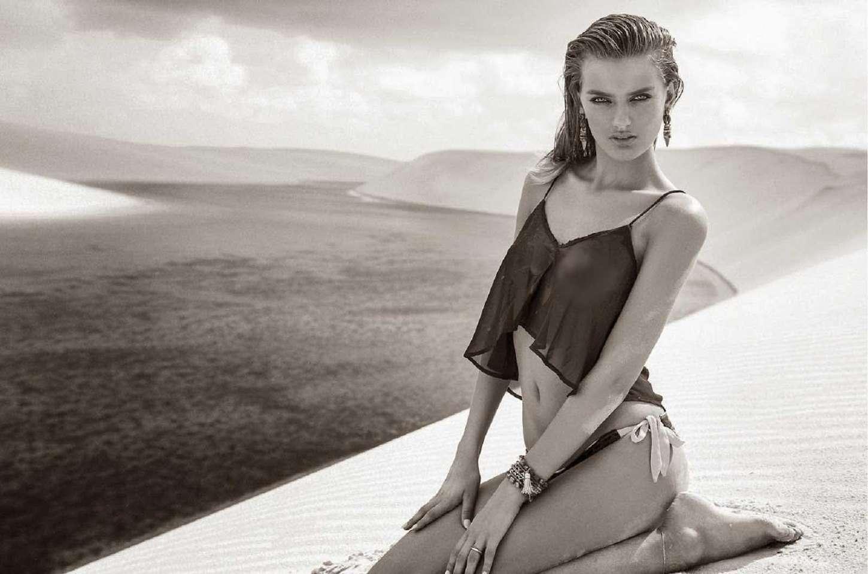 Bregje Heinen Bikini Photoshoot