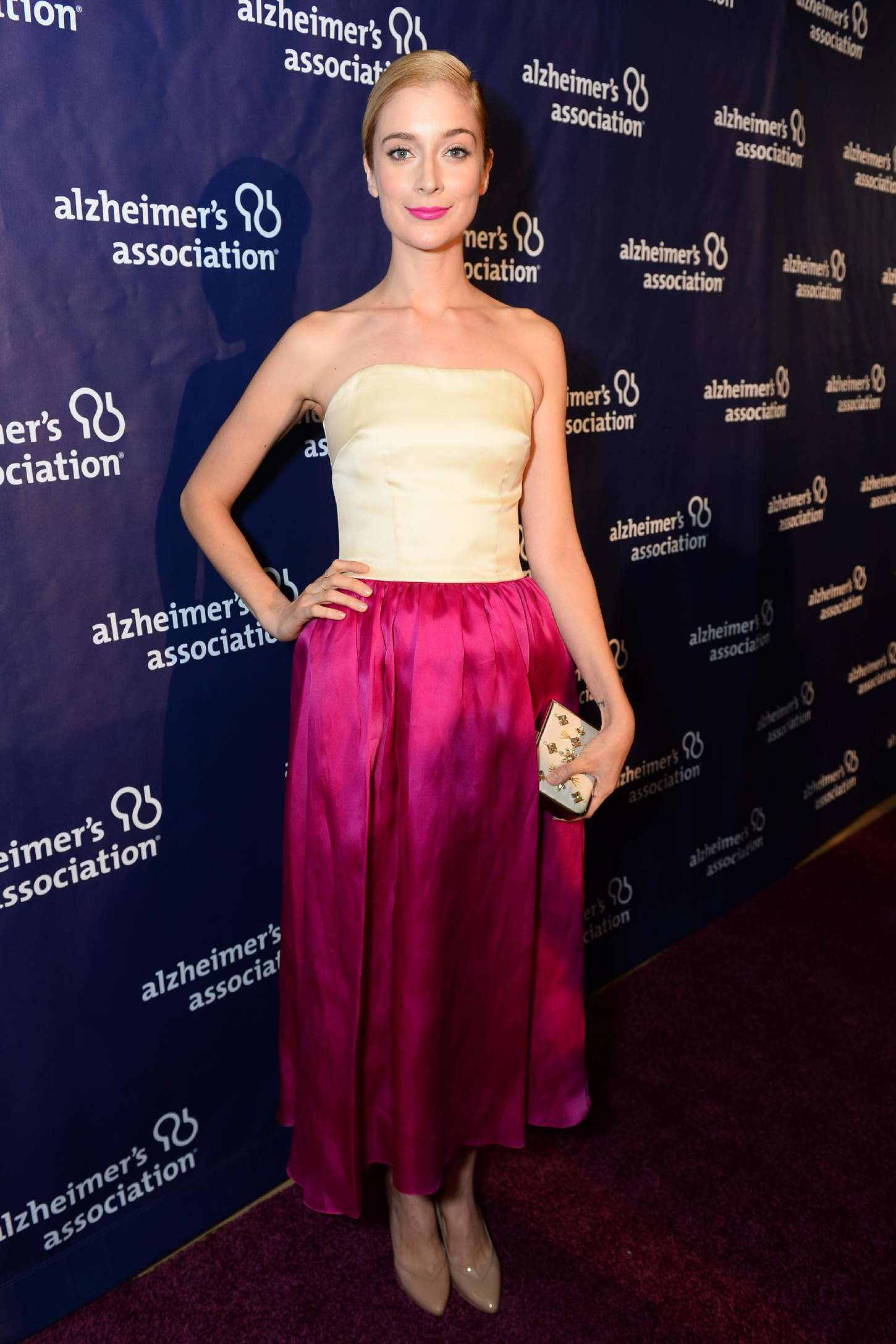 Caitlin Fitzgerald A Night at Sardis Benefit in Beverly Hills