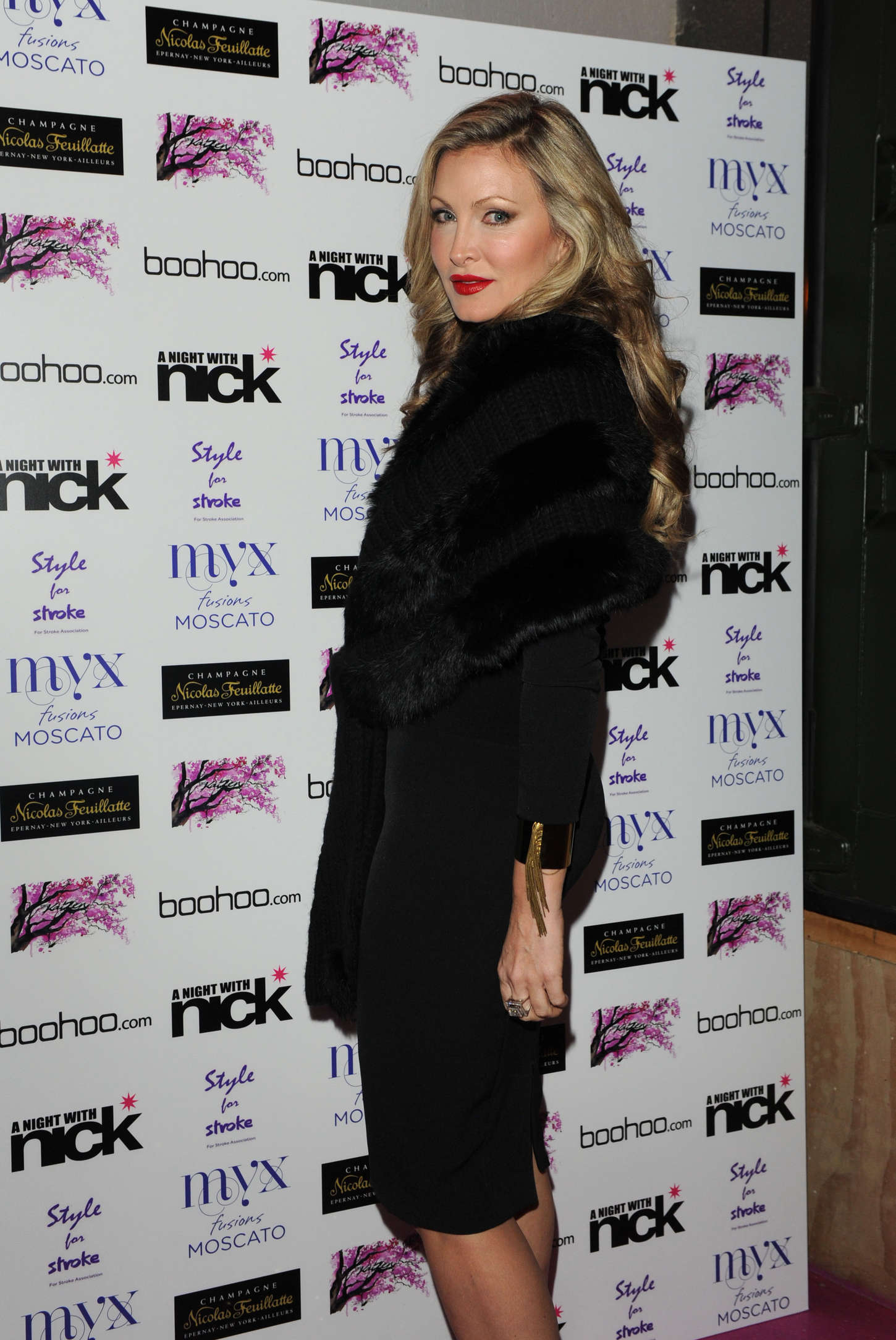 Caprice Bourret A Night With Nick in London