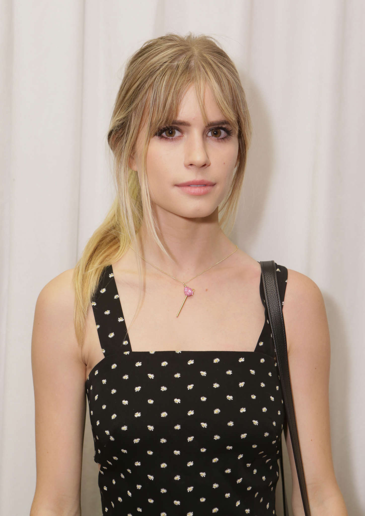 Carlson Young Backstage Creations Retreat At Teen Choice in Los Angeles