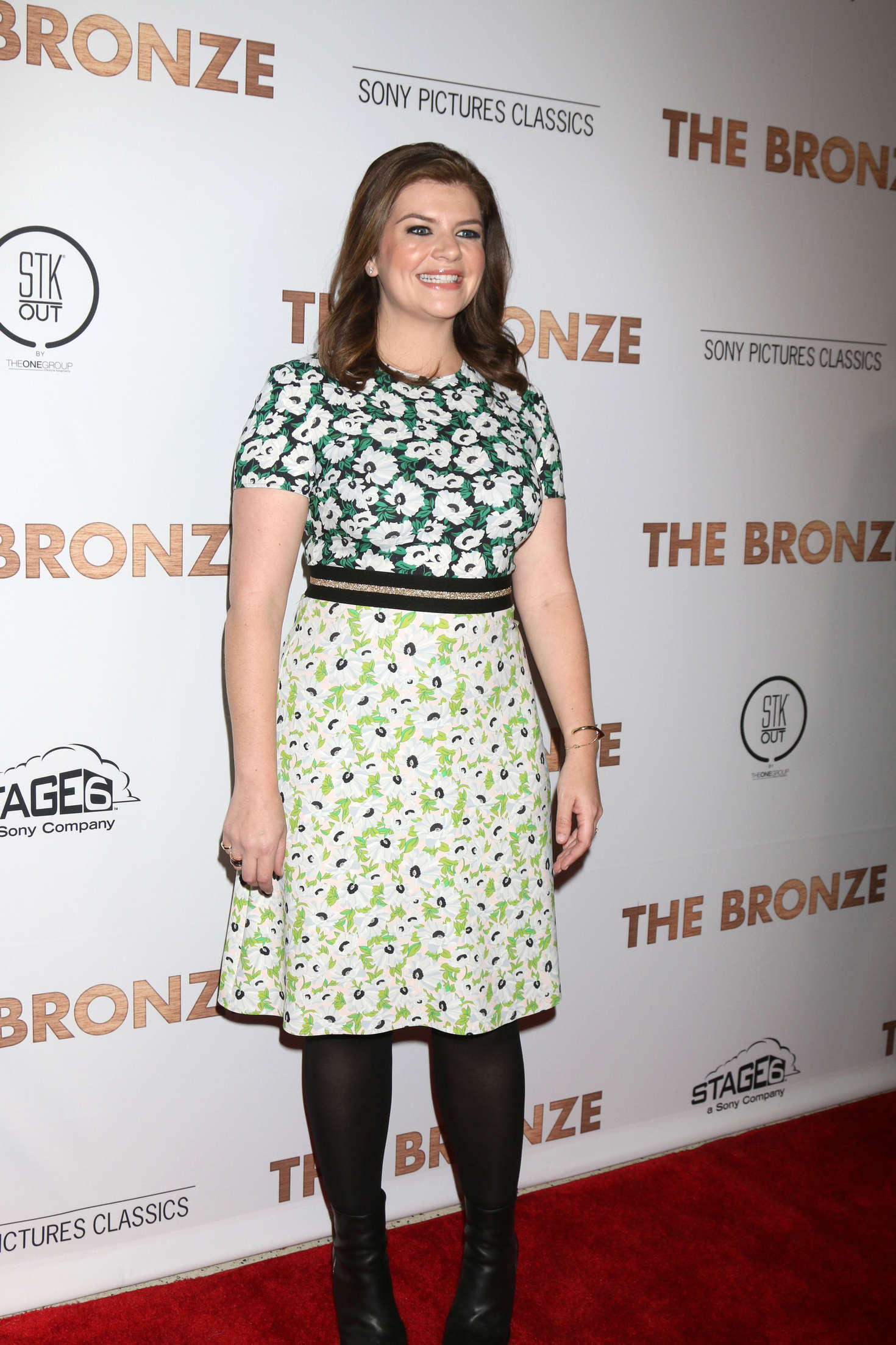 Casey Wilson The Bronze Premiere in Los Angeles