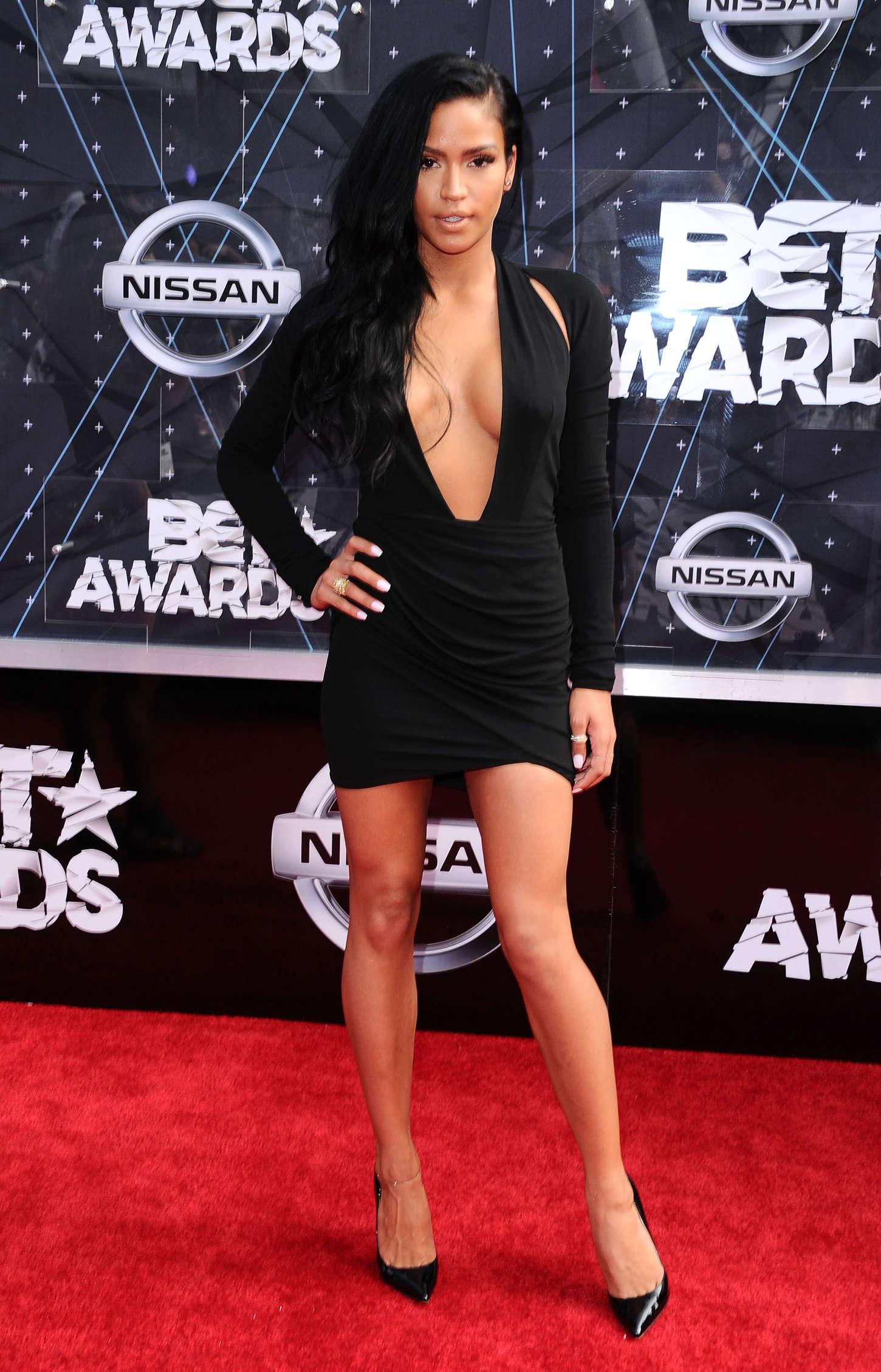 Cassie Ventura BET Awards in Los Angeles
