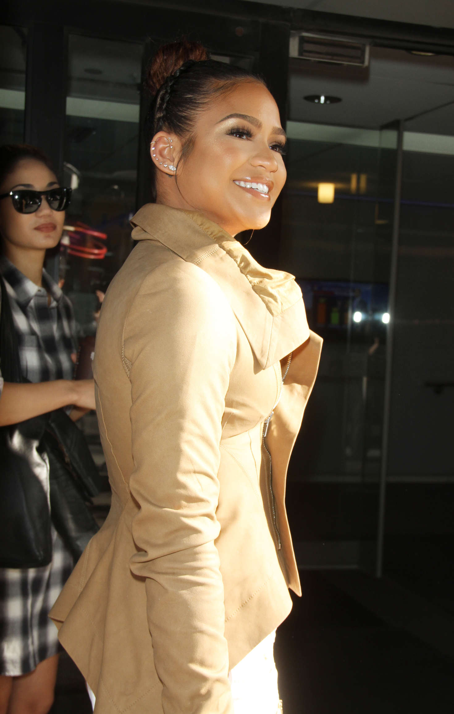 Cassie Ventura go out in New York