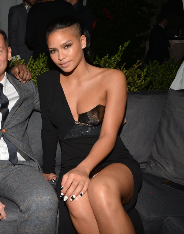 Cassie Ventura GQ Men of The Year party in Los Angeles