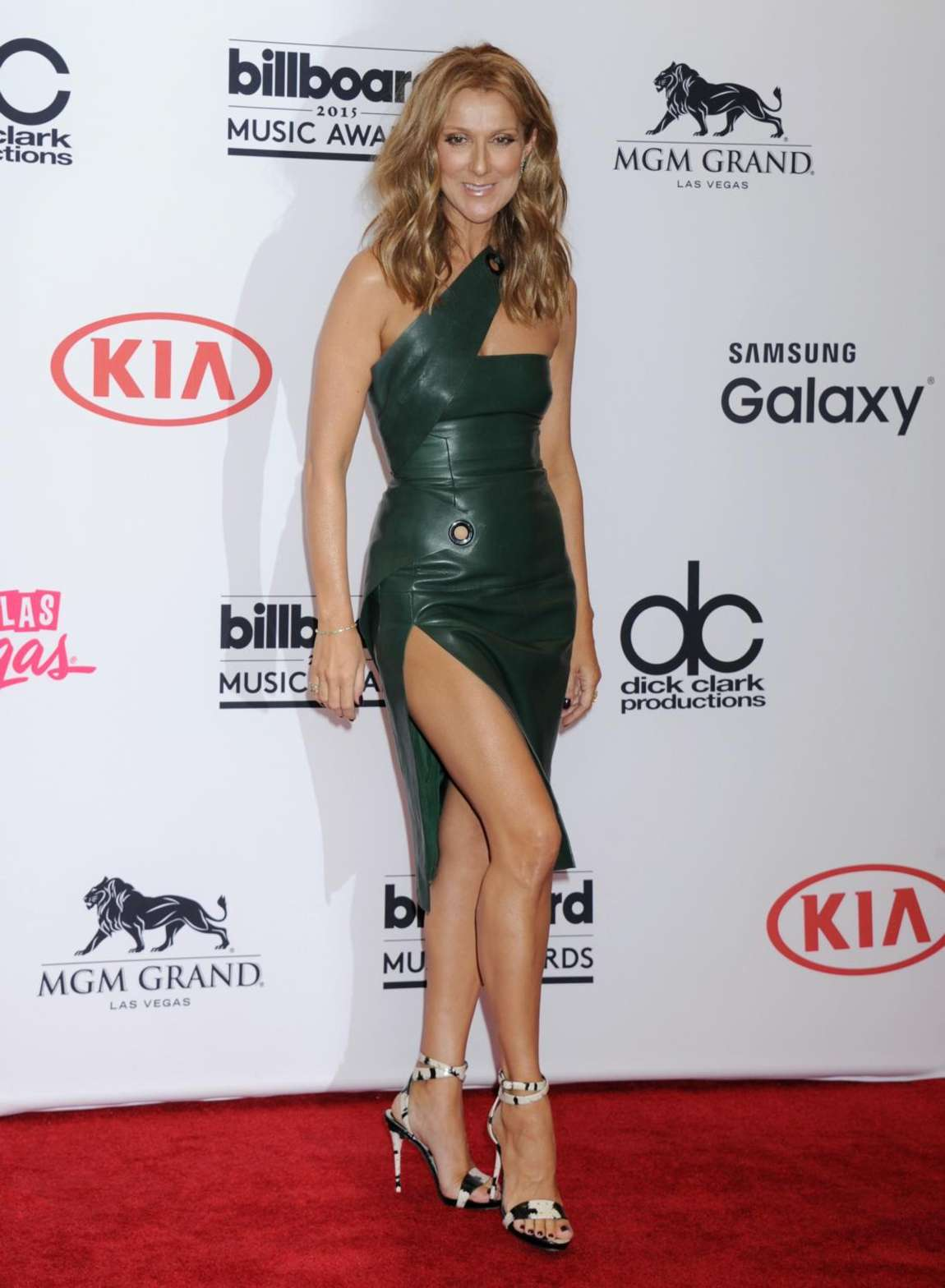 Celine Dion Billboard Music Awards in Las Vegas