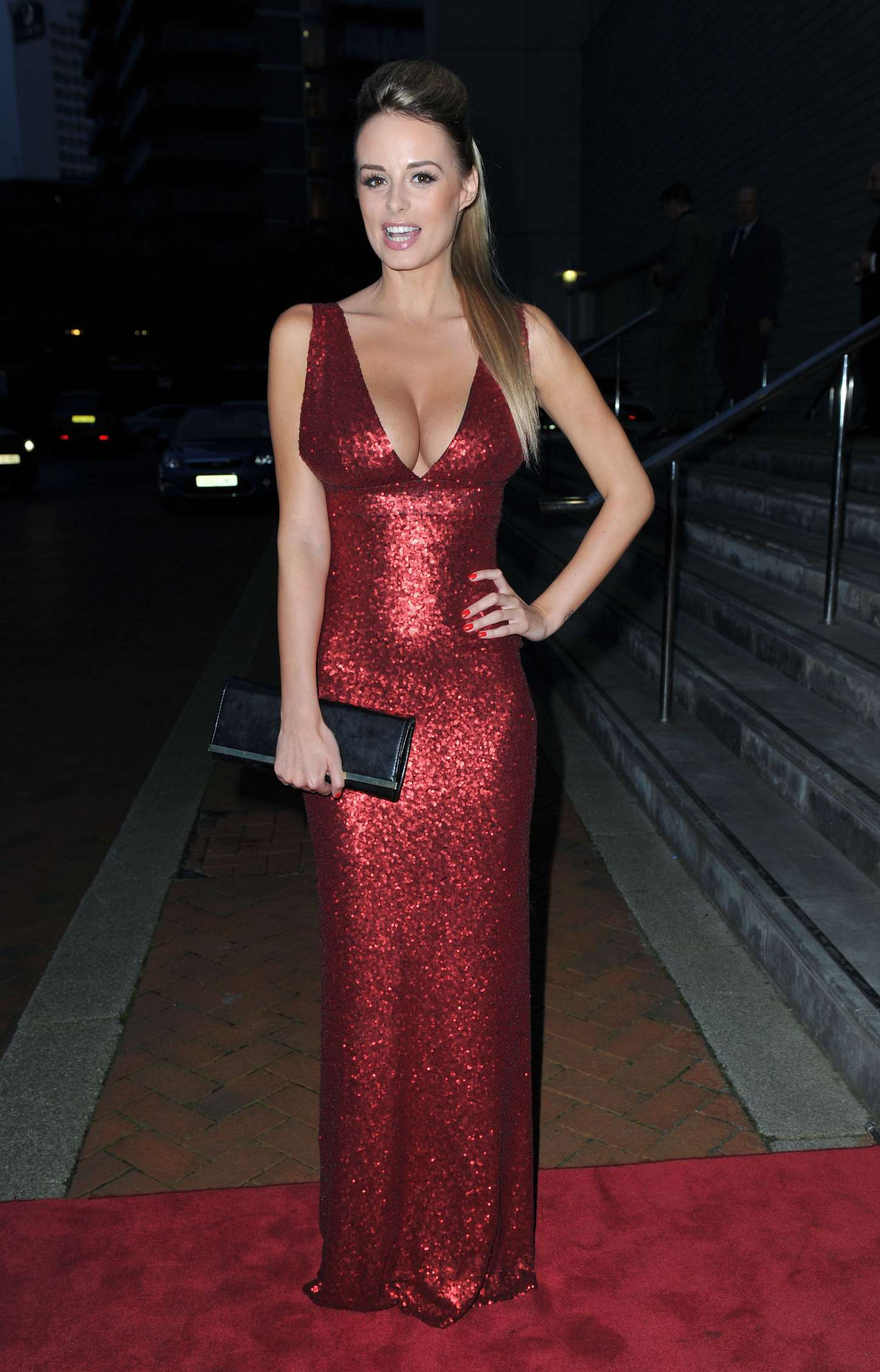 Charlotte Dawson MEN Diary Party in Manchester