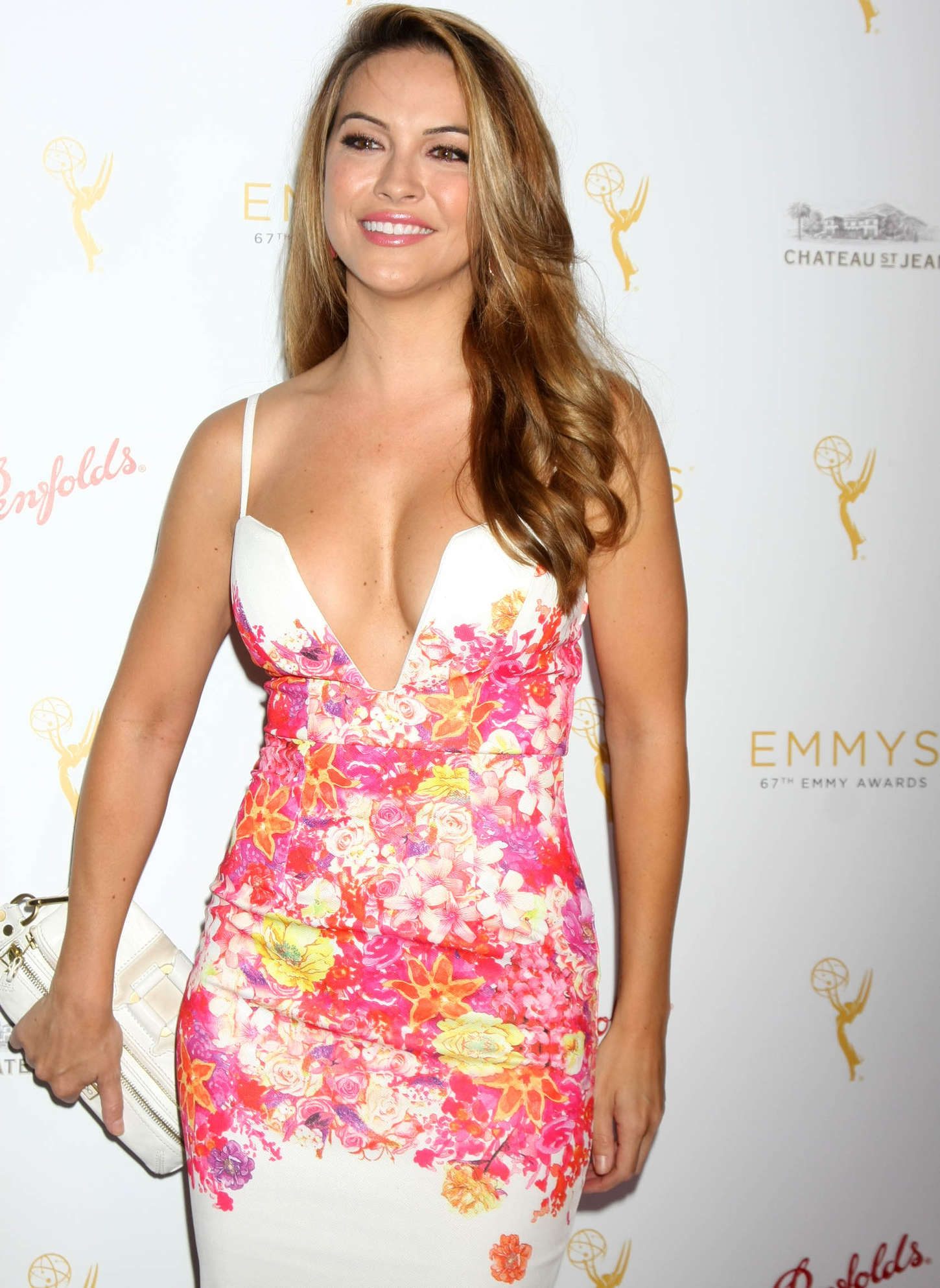 Chrishell Stause ATAS Cocktail Reception Celebrating the Daytime Peer Group in Beverly Hills