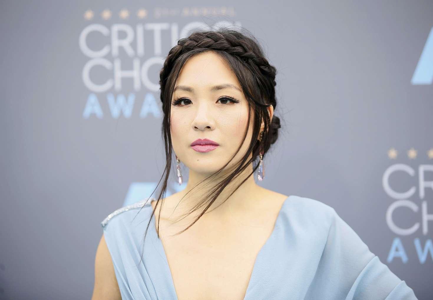 Constance Wu Annual Critics Choice Awards in Santa Monica