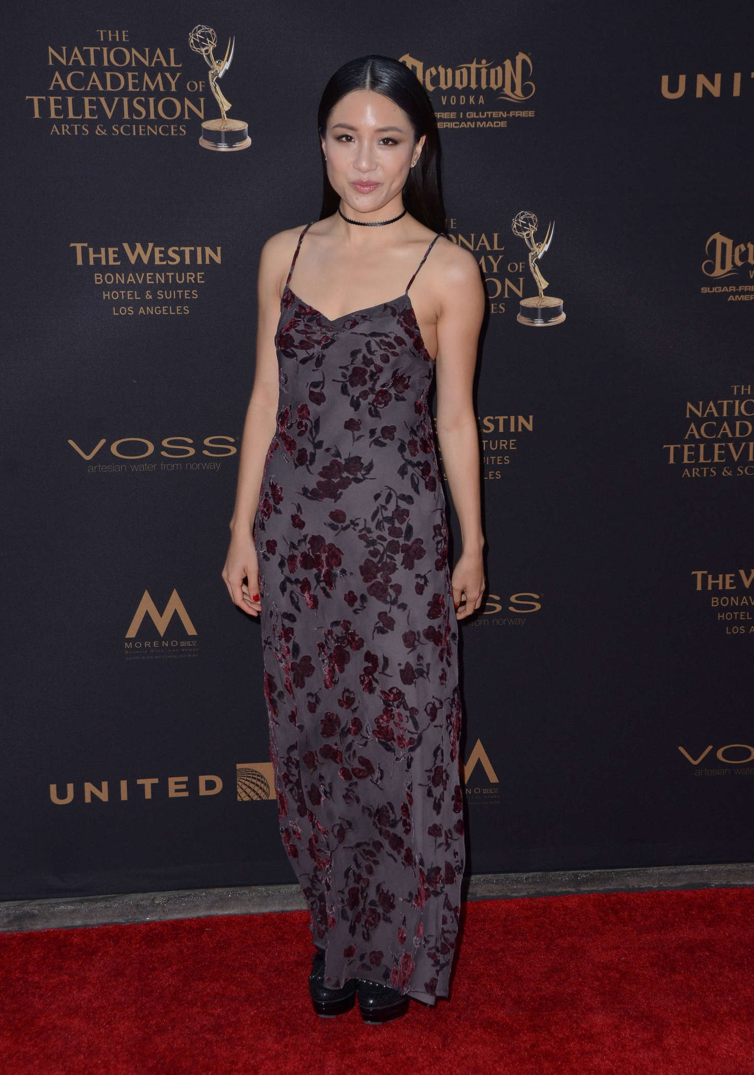 Constance Wu Annual Daytime Creative Arts Emmy Awards in Los Angeles
