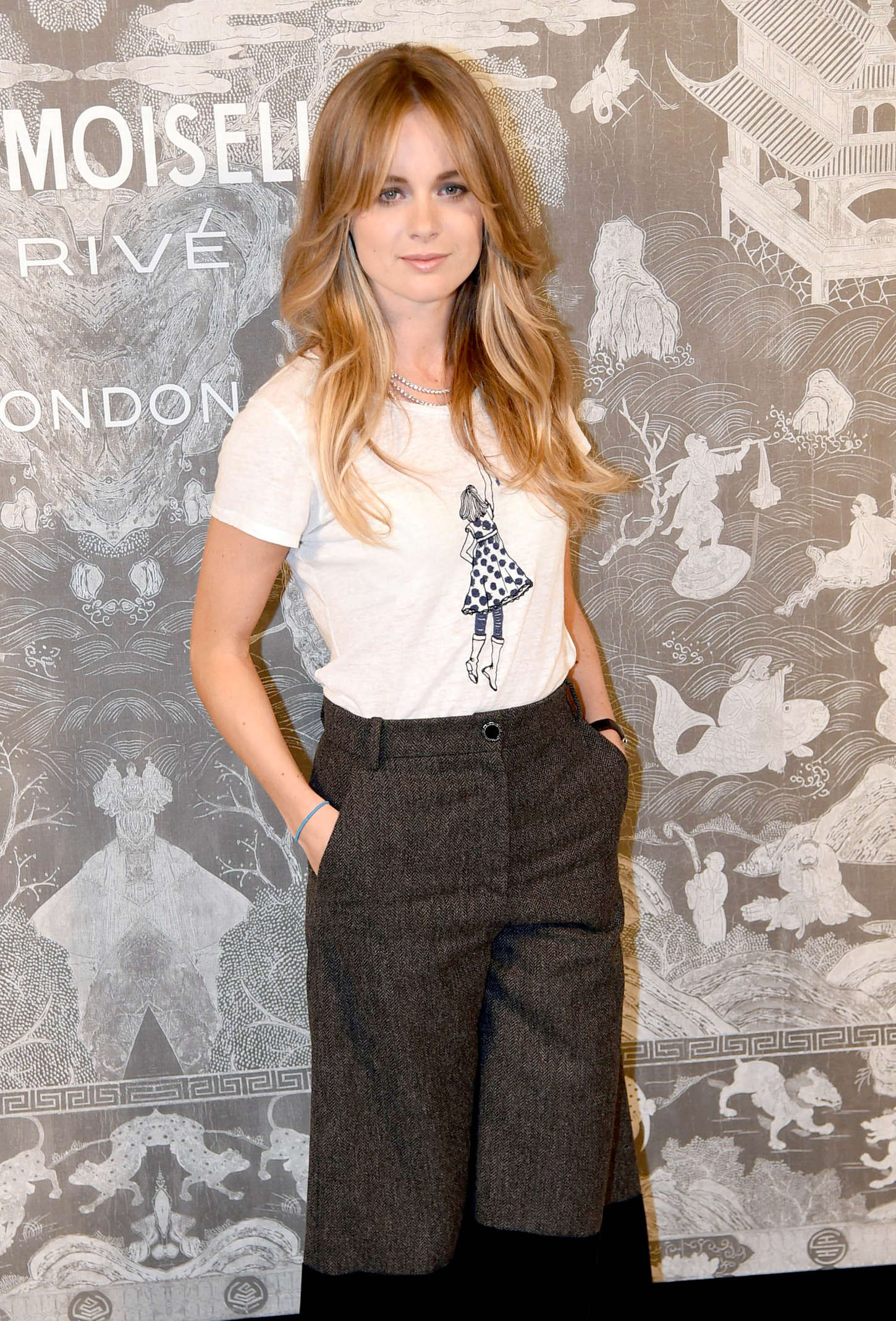 Cressida Bonas Chanel Exhibition Party in London