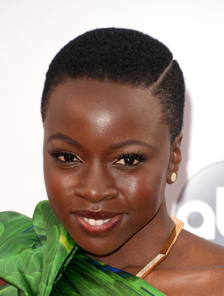 Danai Gurira American Music Awards in Los Angeles