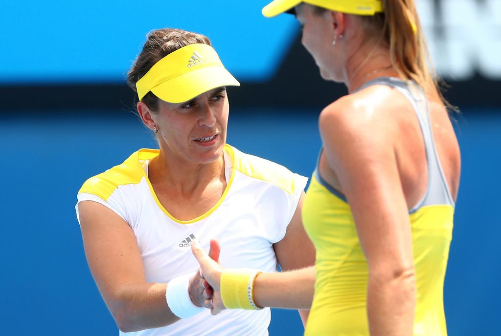 Daniela Hantuchova Australian Open