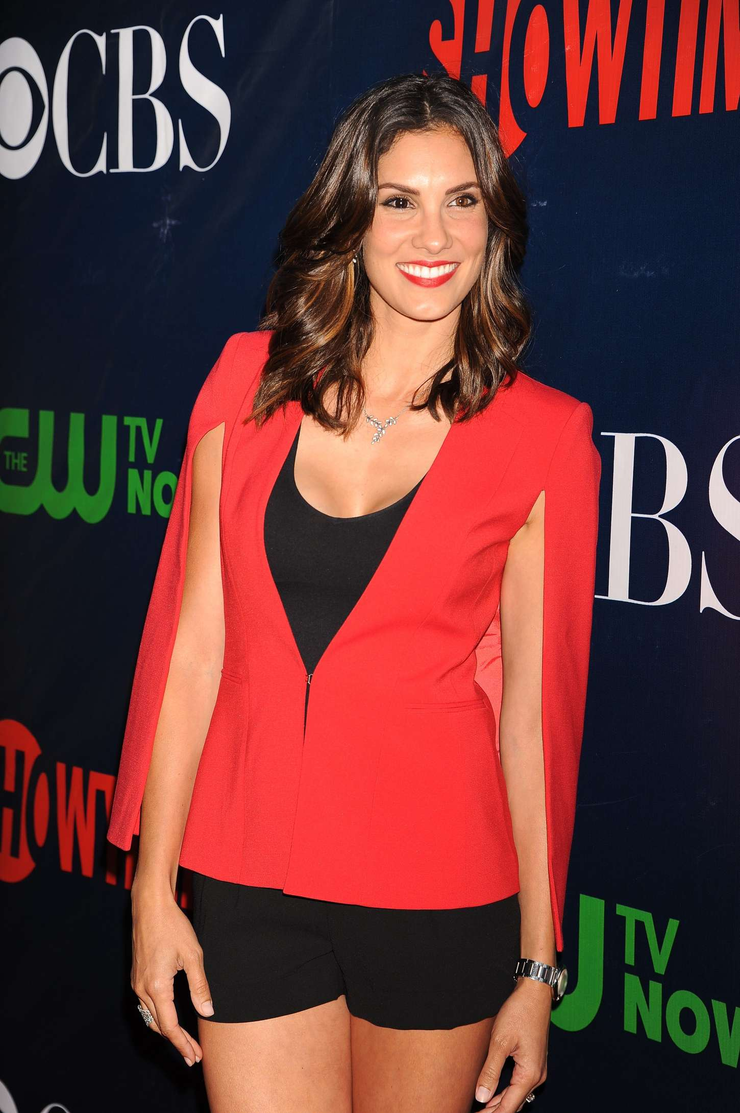 Daniela Ruah CBS CW and Showtime TCA Summer Press Tour Party in Los Angeles