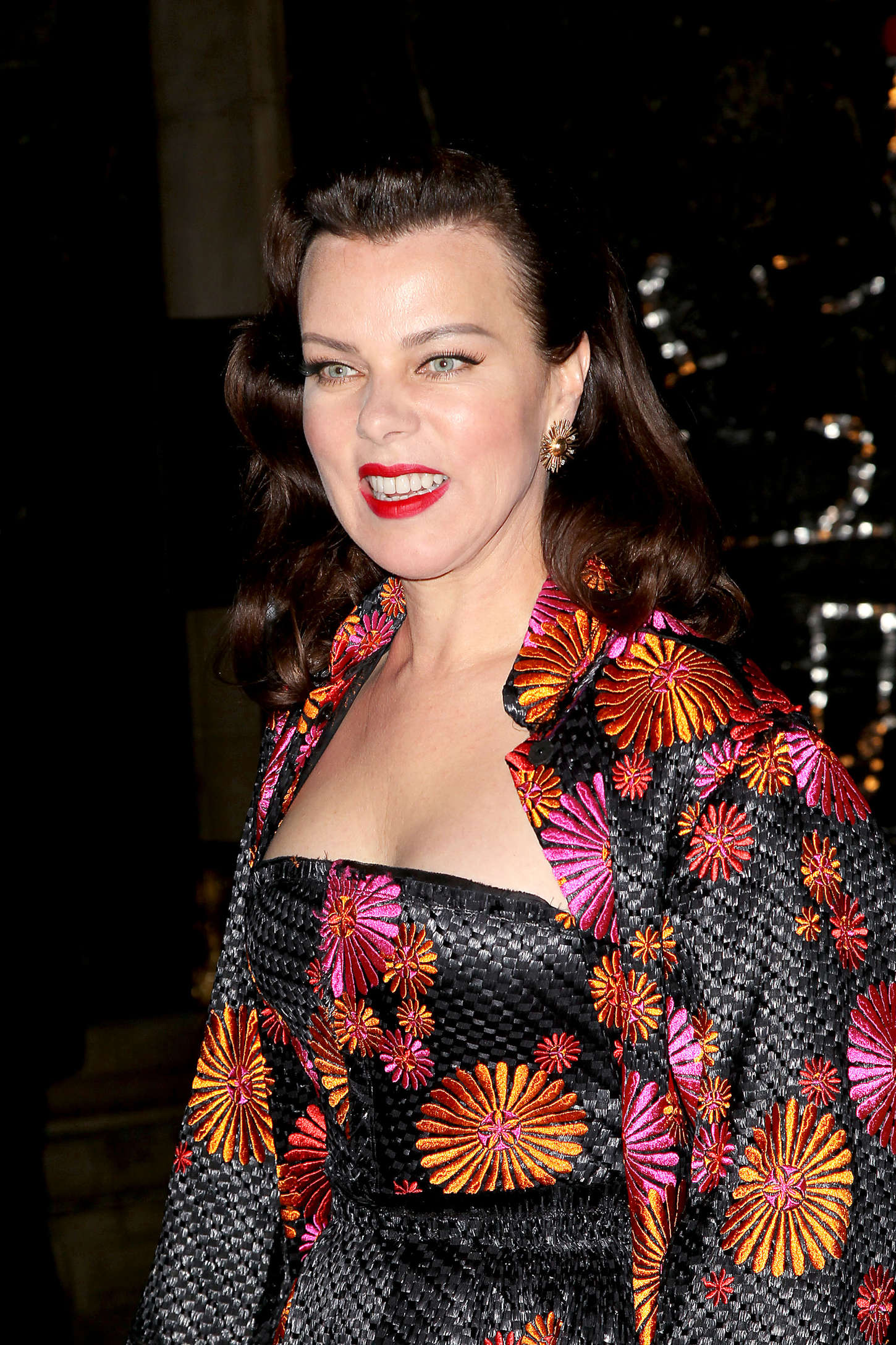 Debi Mazar FIT Gala at Cipriani Street in New York