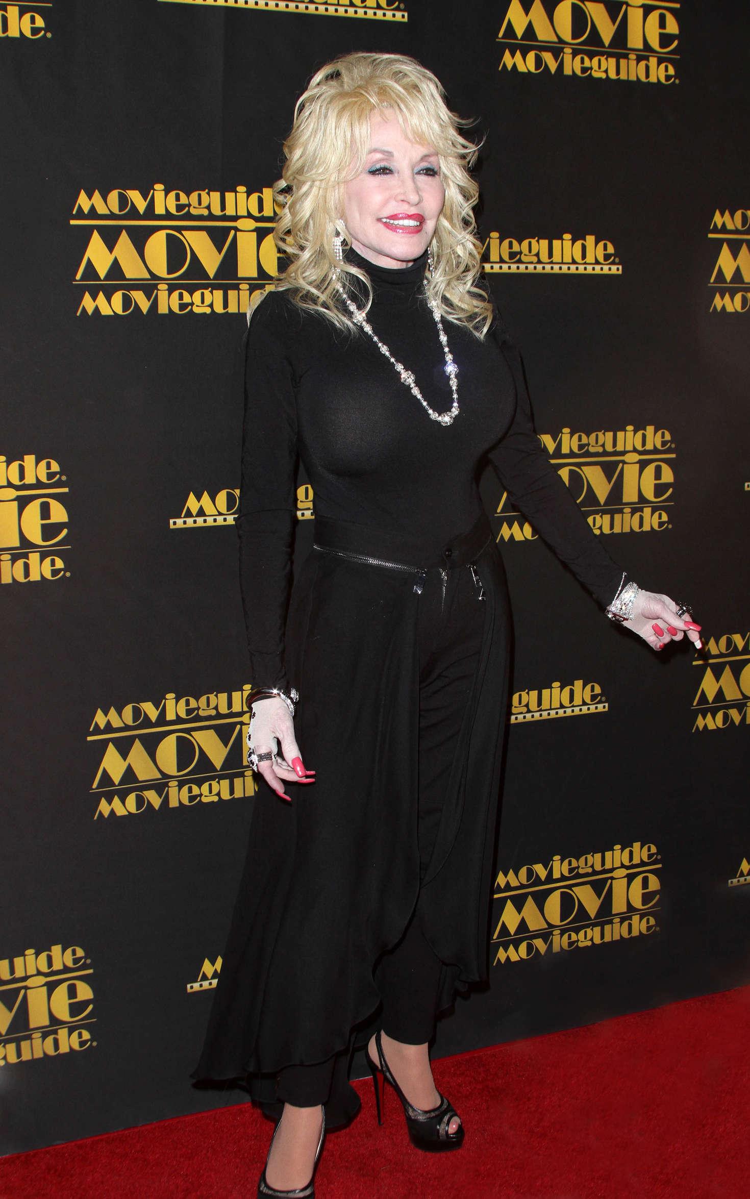Dolly Parton Annual MovieGuide Awards in Los Angeles