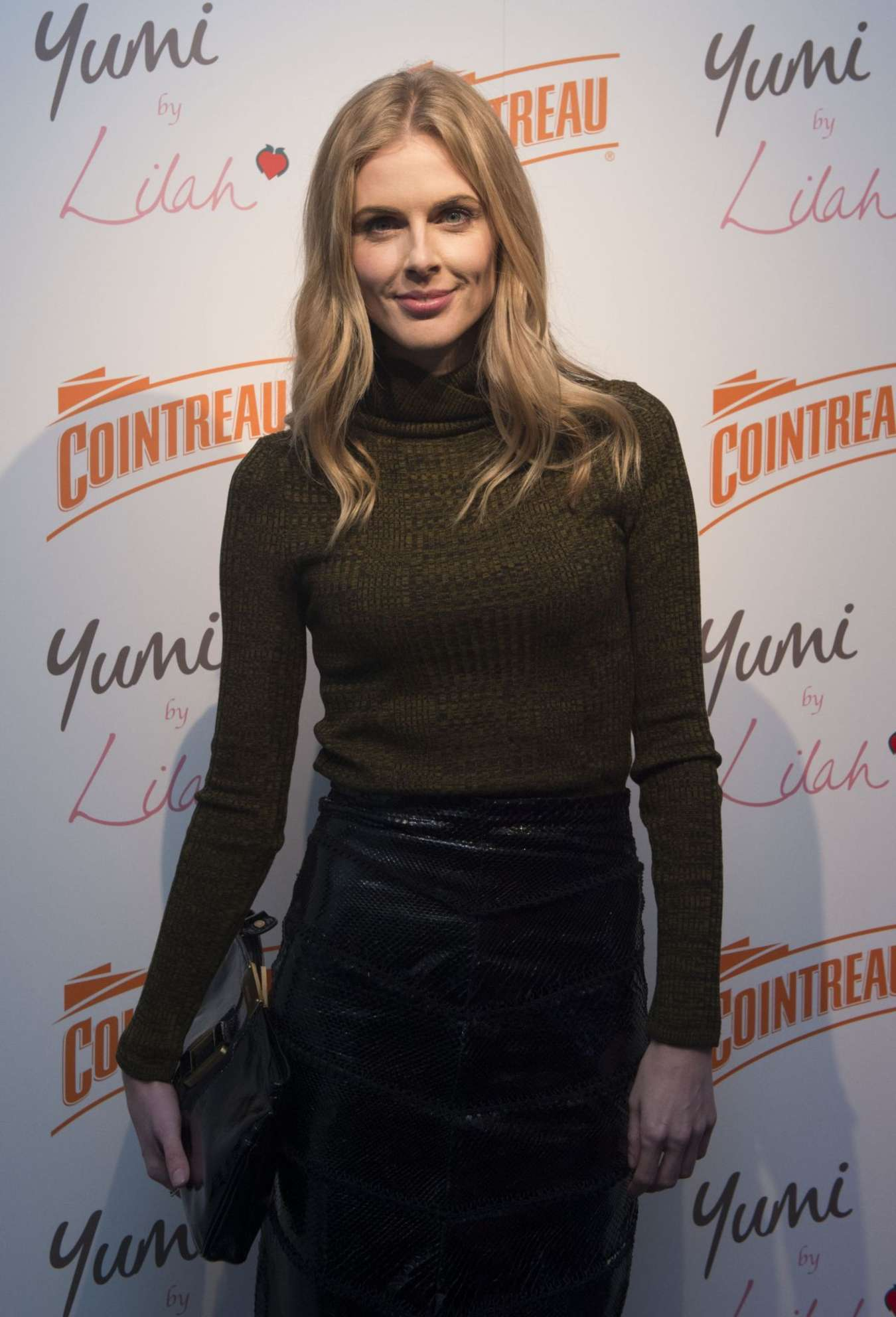 Donna Air Cointreau Launch Party for Yumi By Lilah Collection in London