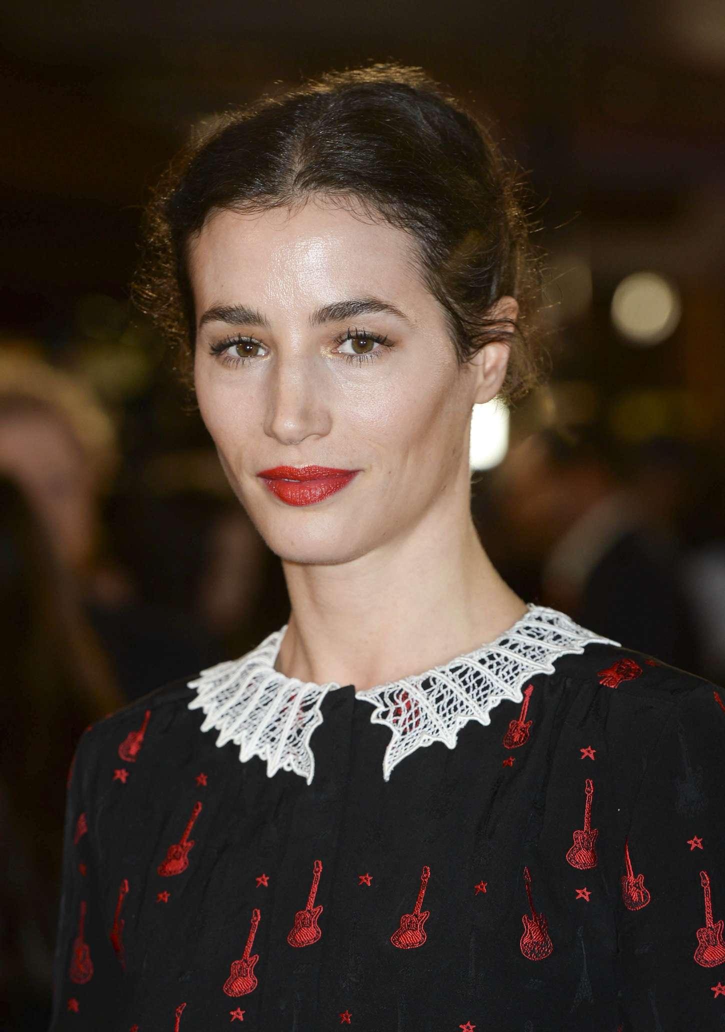 Elisa Lasowski Burnt Premiere in London