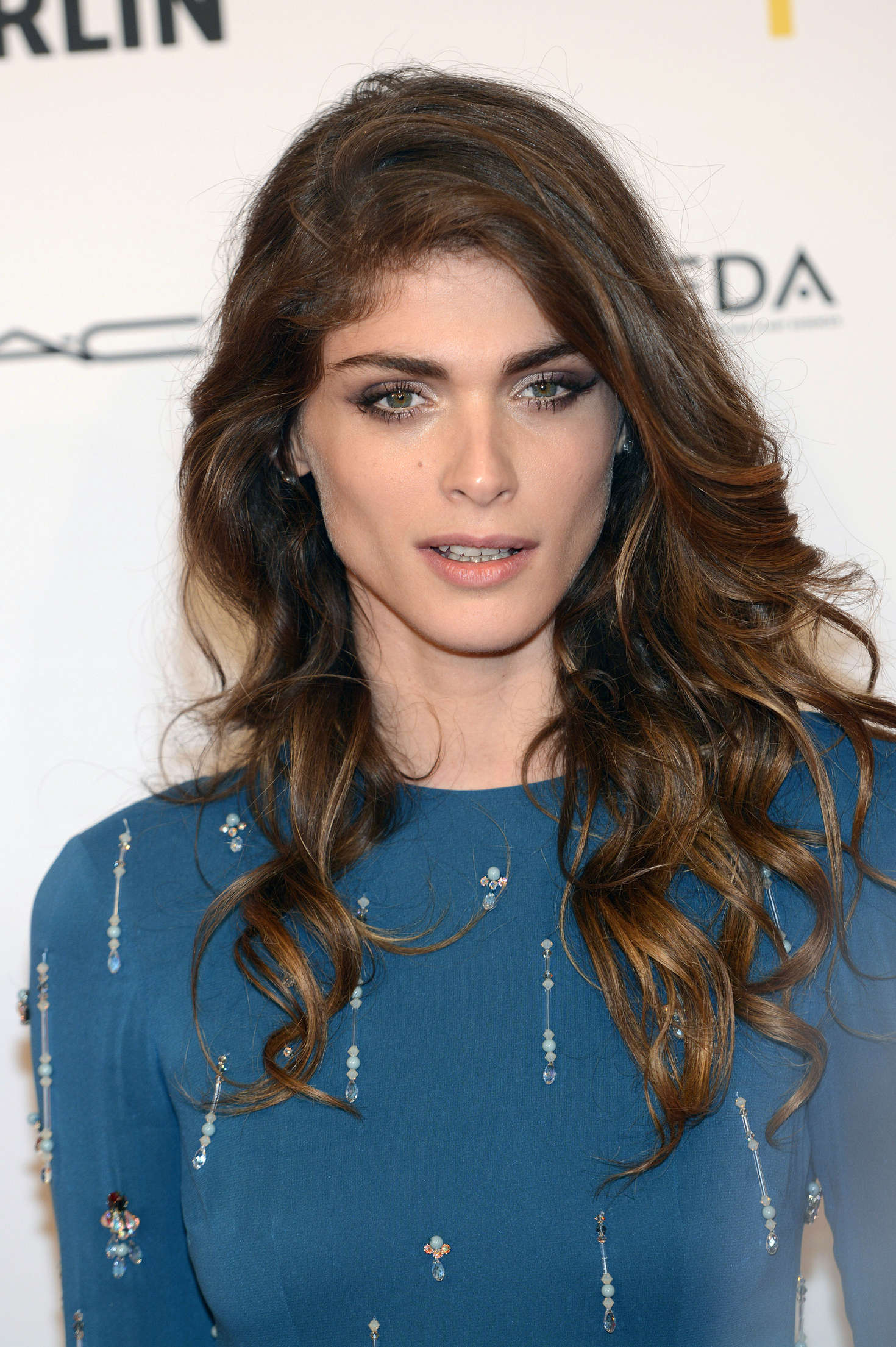 Elisa Sednaoui Annual European Film Awards in Berlin