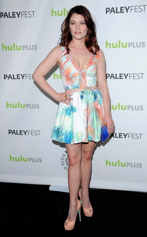 Emilie de Ravin PaleyFest honoring Once Upon A Time in Los Angeles