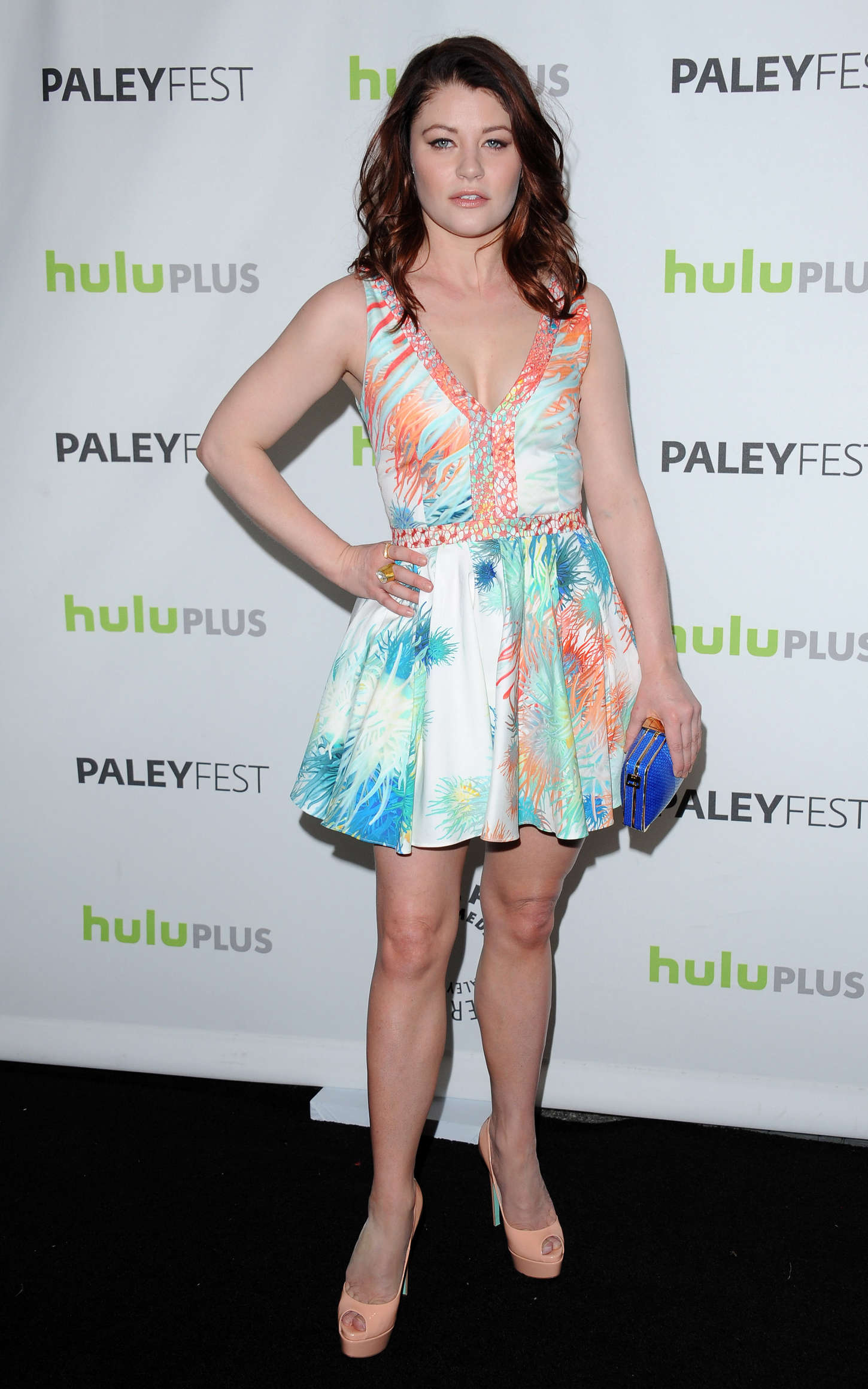 Emilie de Ravin PaleyFest Once Upon A Time in Los Angeles
