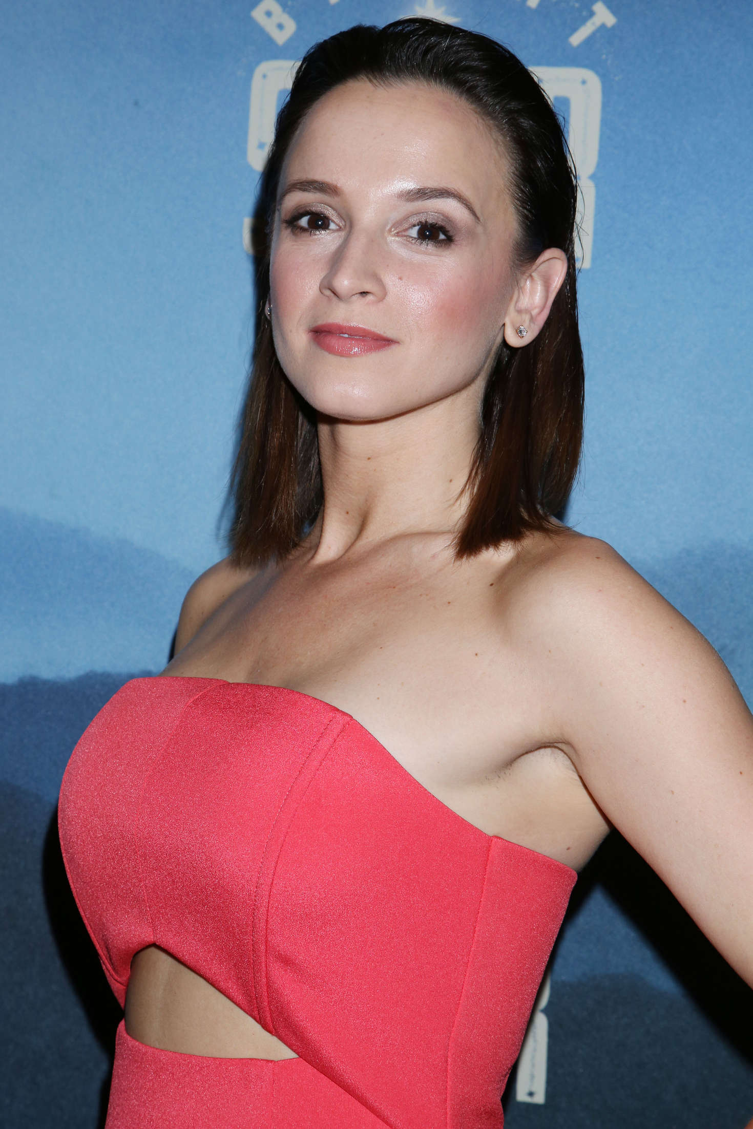 Emily Padgett Bright Star On Broadway Opening Night in New York