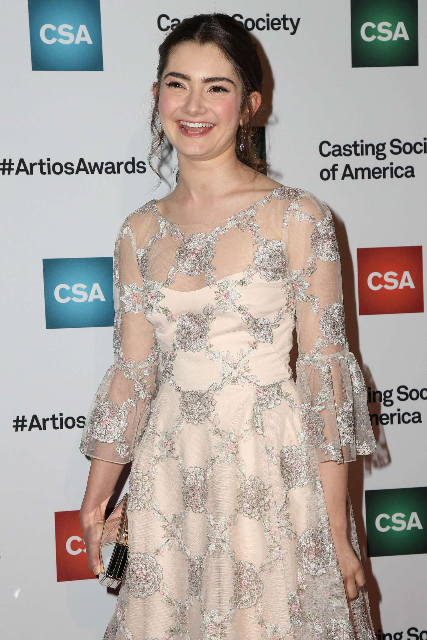 Emily Robinson Casting Society Of Americas Annual Artios Awards in Beverly Hills