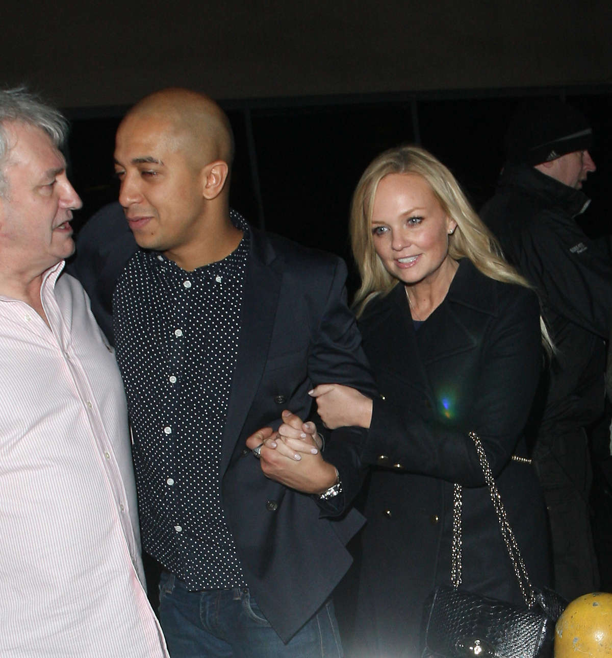 Emma Bunton at Gilgamesh Restaurant in Camden