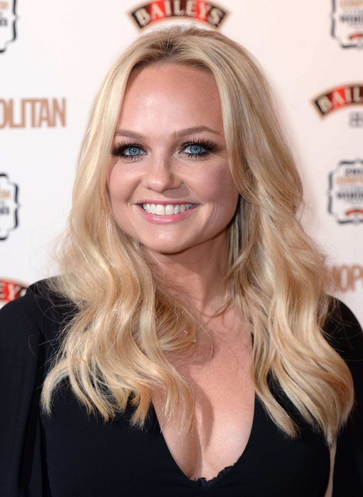 Emma Bunton Cosmopolitan Ultimate Women Of The Year Awards in London