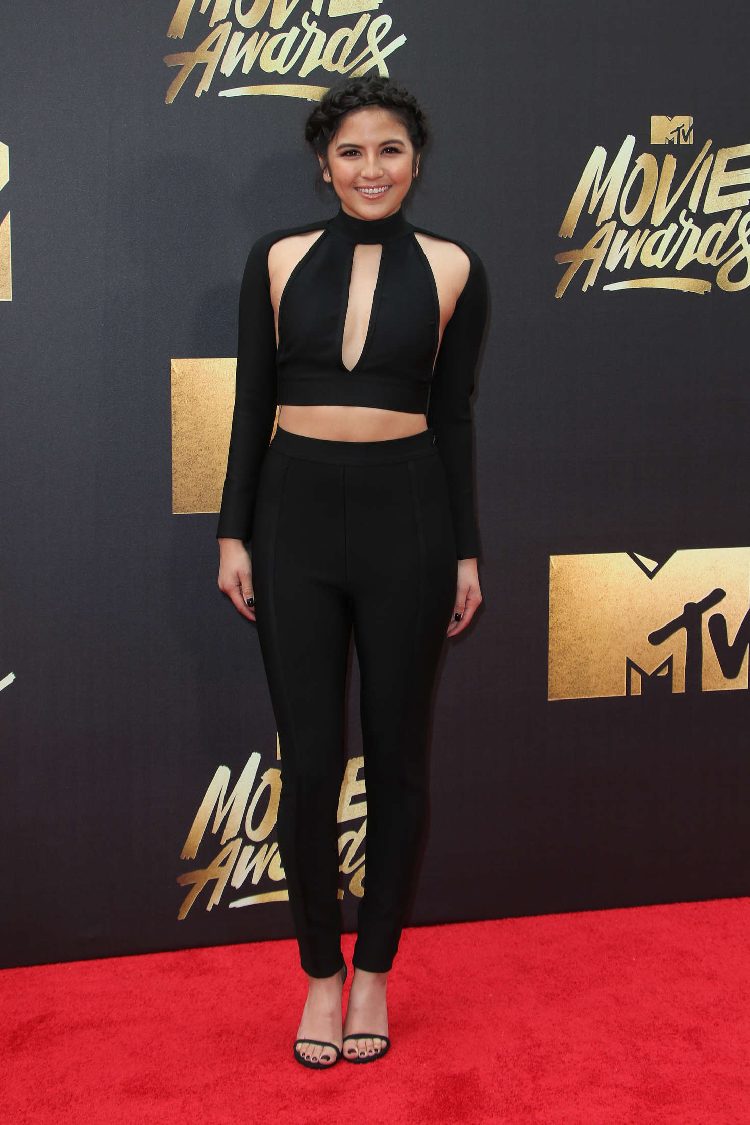 Erin Lim MTV Movie Awards in Burbank