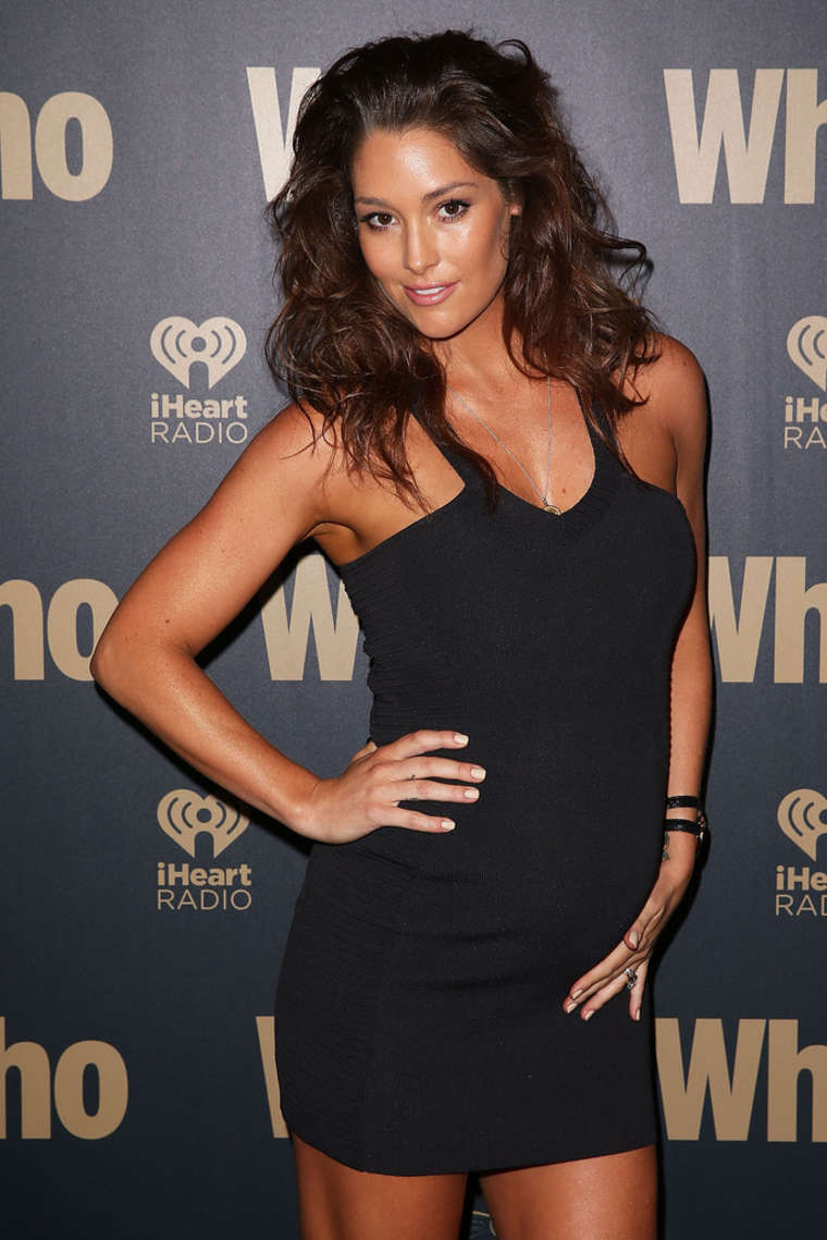 Erin McNaught WHOs Sexiest People Party in Sydney