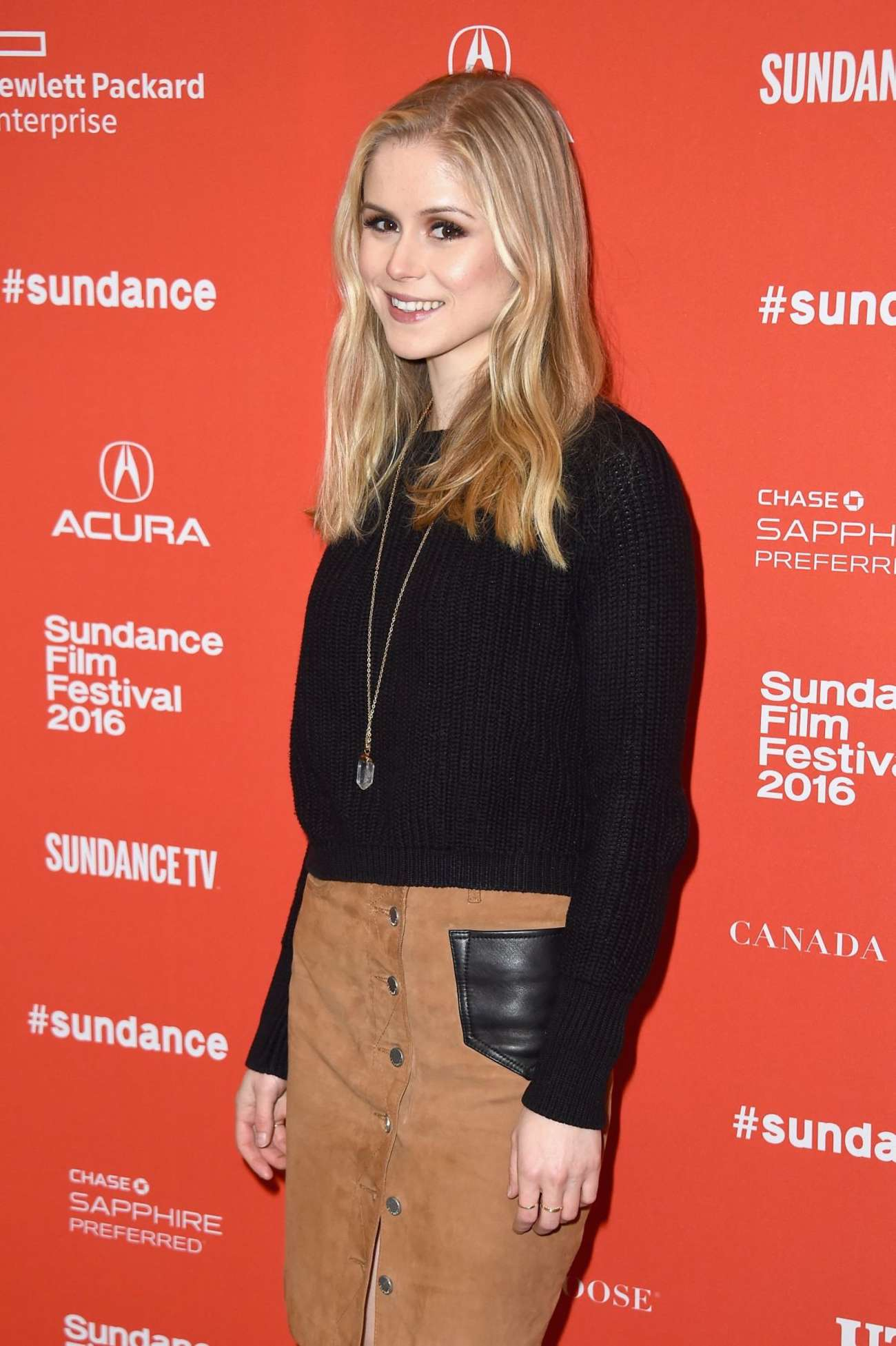 Erin Moriarty Captain Fantastic Premiere at Sundance Film Festival in Park City