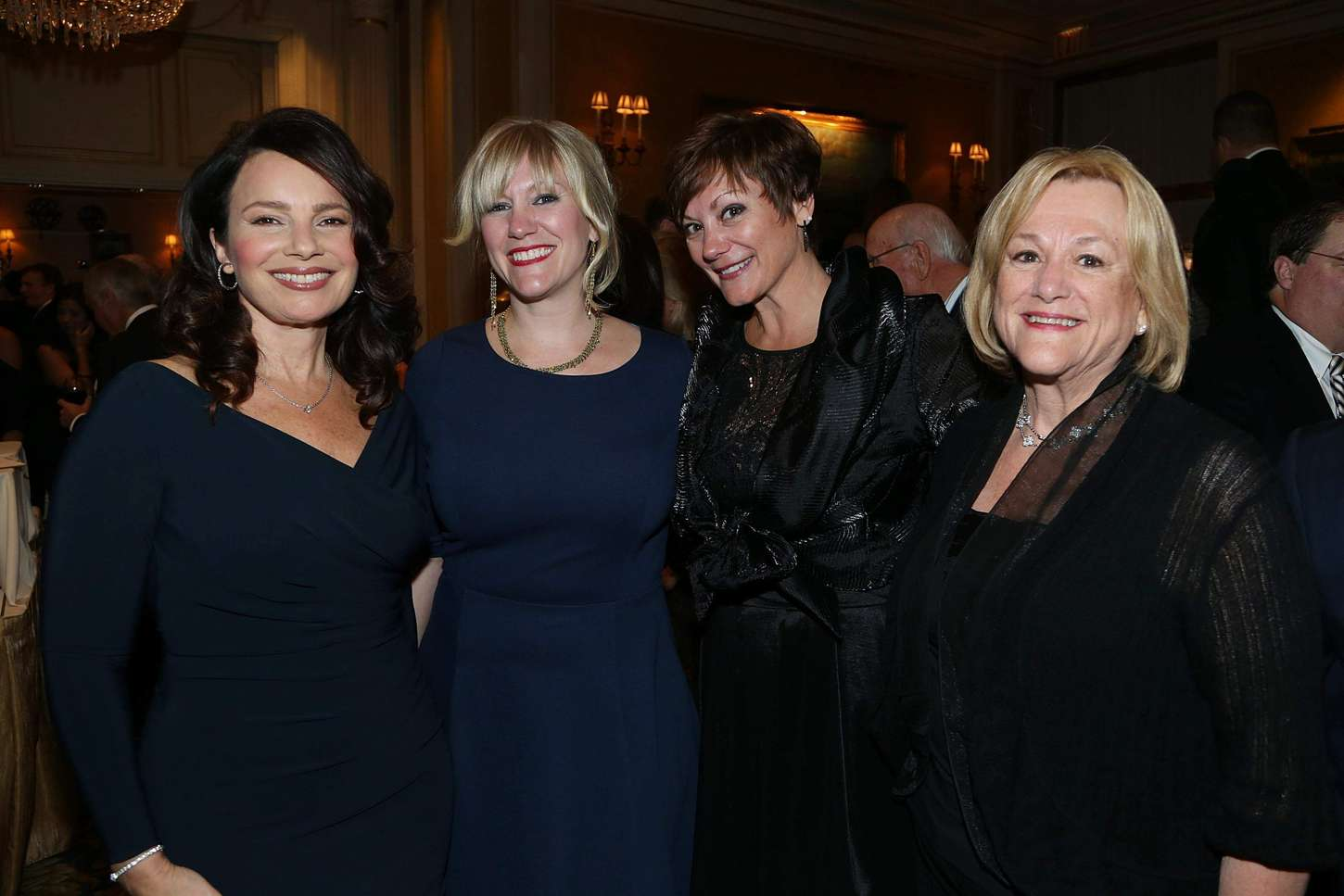 Fran Drescher Cancer Research and Treatment Fund Dinner Gala in New York