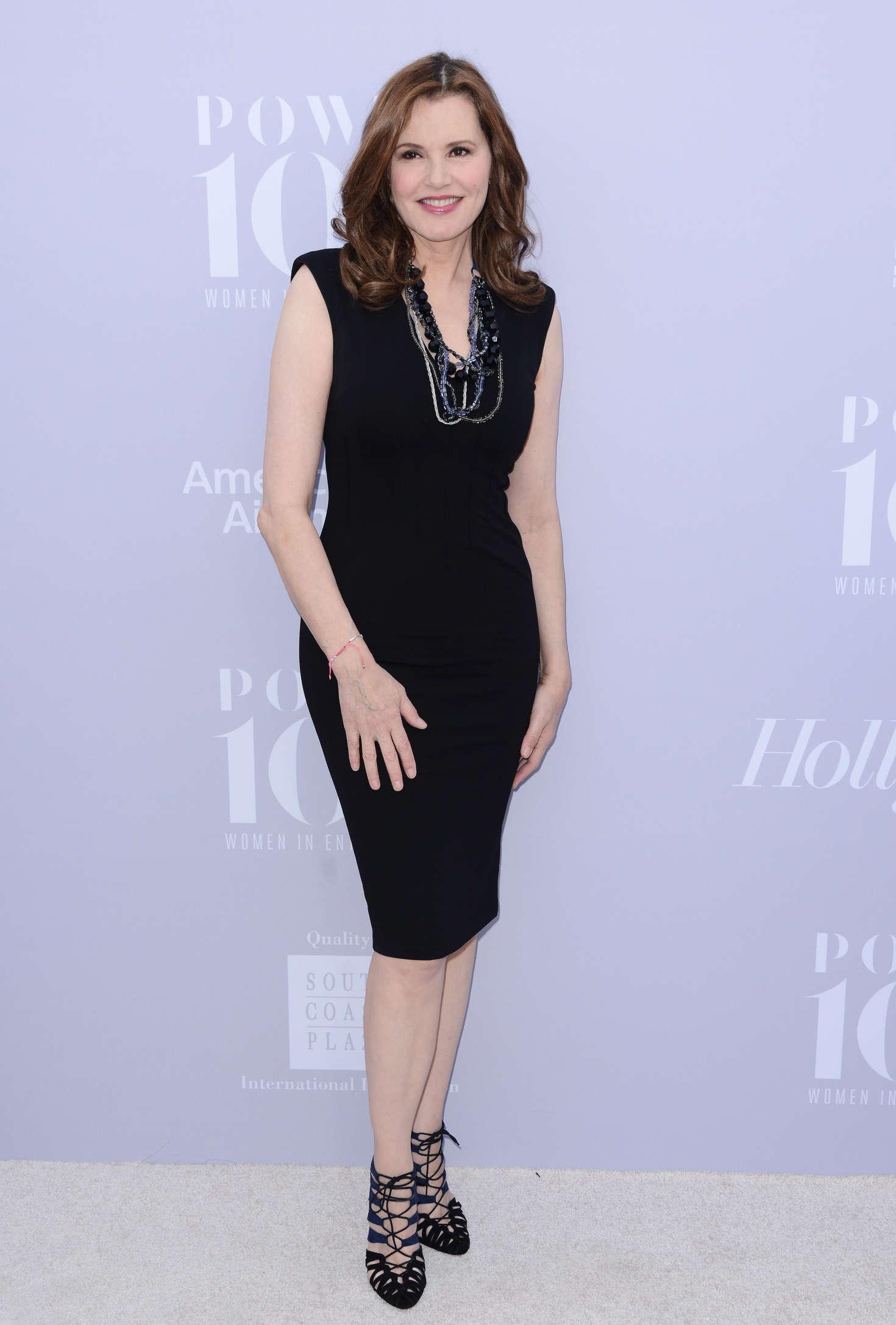 Geena Davis Annual Women in Entertainment Breakfast in Los Angeles