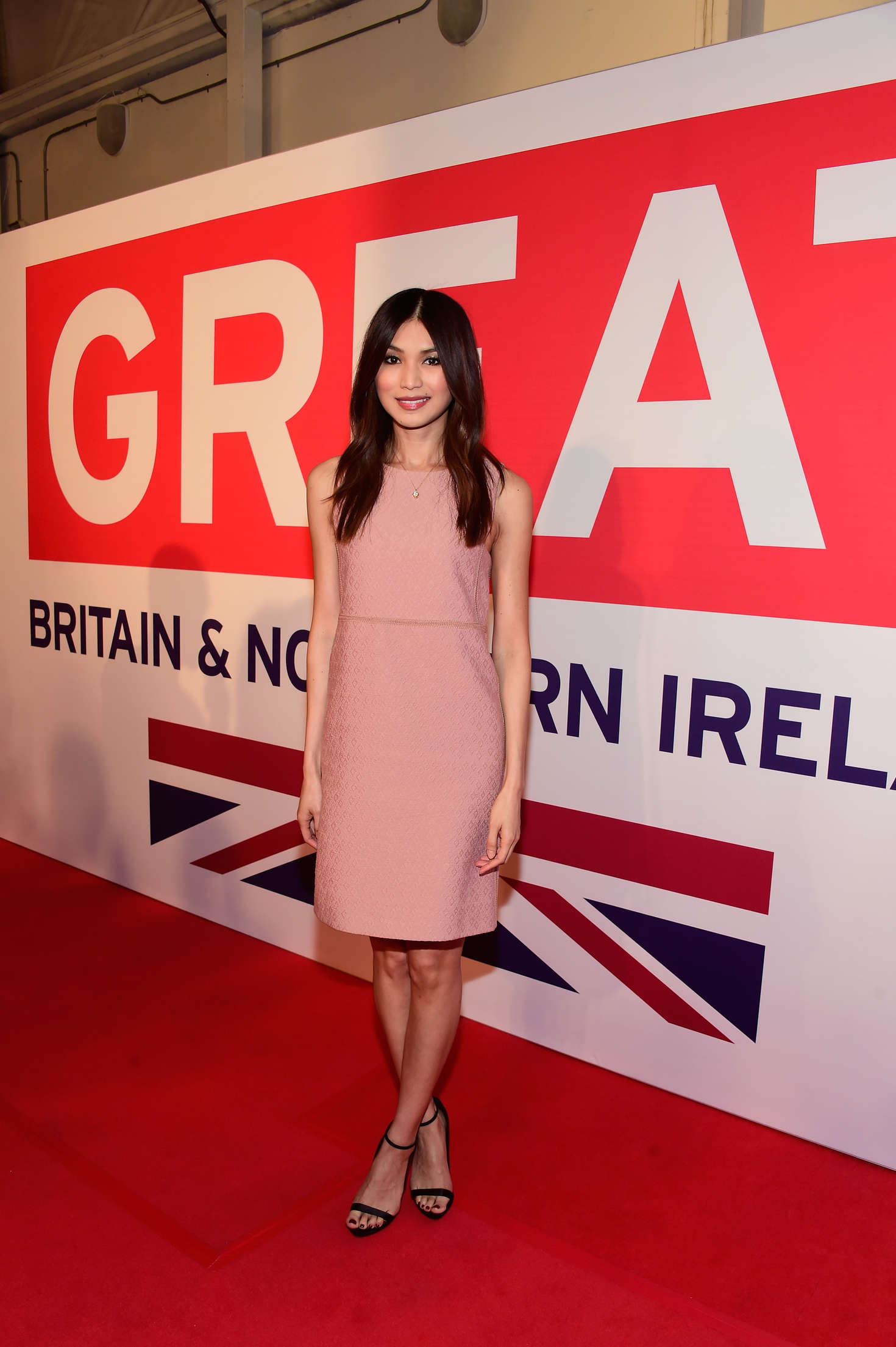 Gemma Chan The Film is Great Reception in West Hollywood