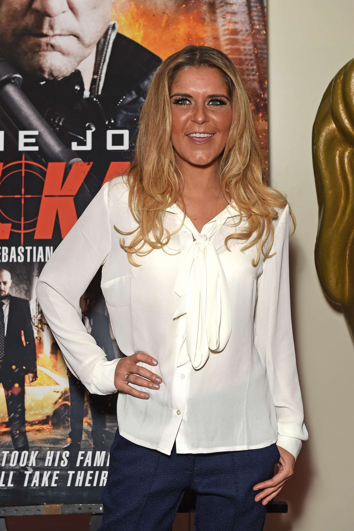 Gemma Oaten Kill Kane Gala Screening in London