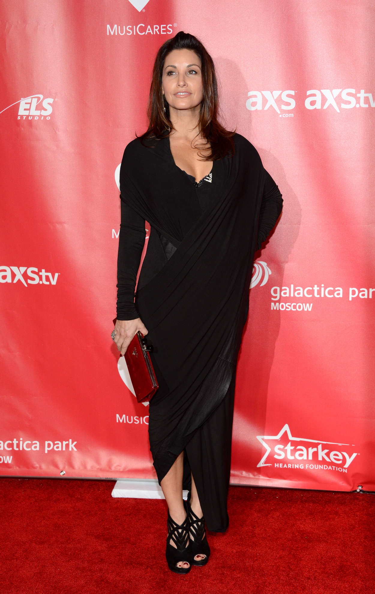Gina Gershon MusiCares Person Of The Year Gala