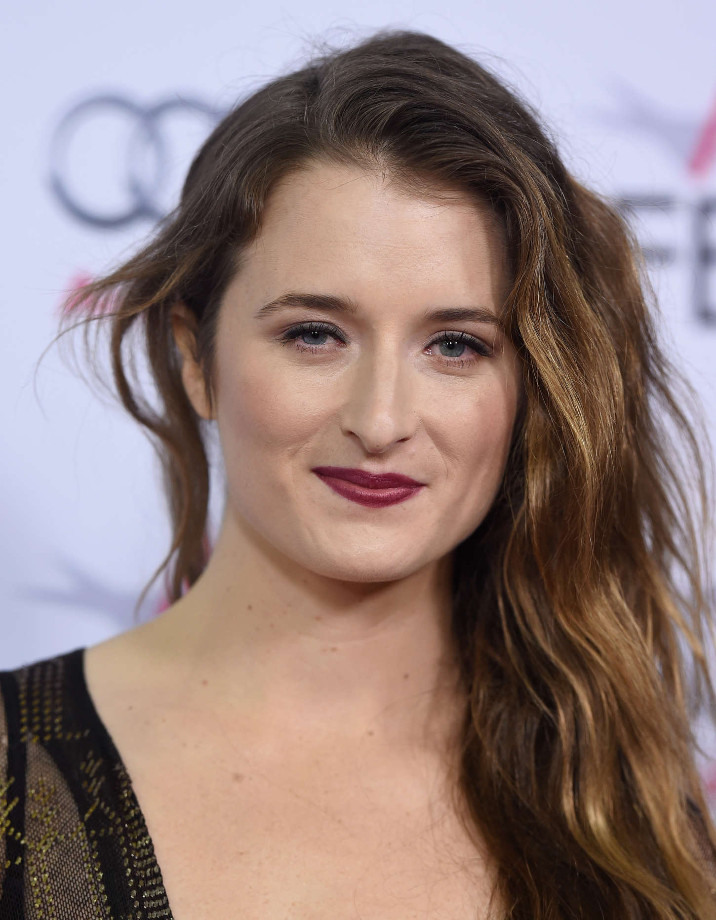 "Grace Gummer ""The Homesman"" Screening at the AFI Fest in Hollywood"