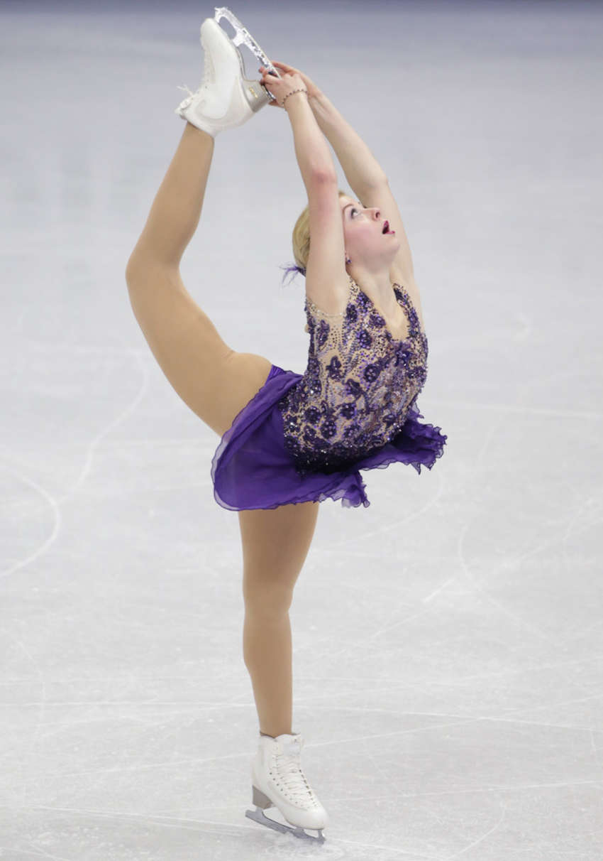 Gracie Gold ISU Four Continents Figure Skating Championships in Seoul