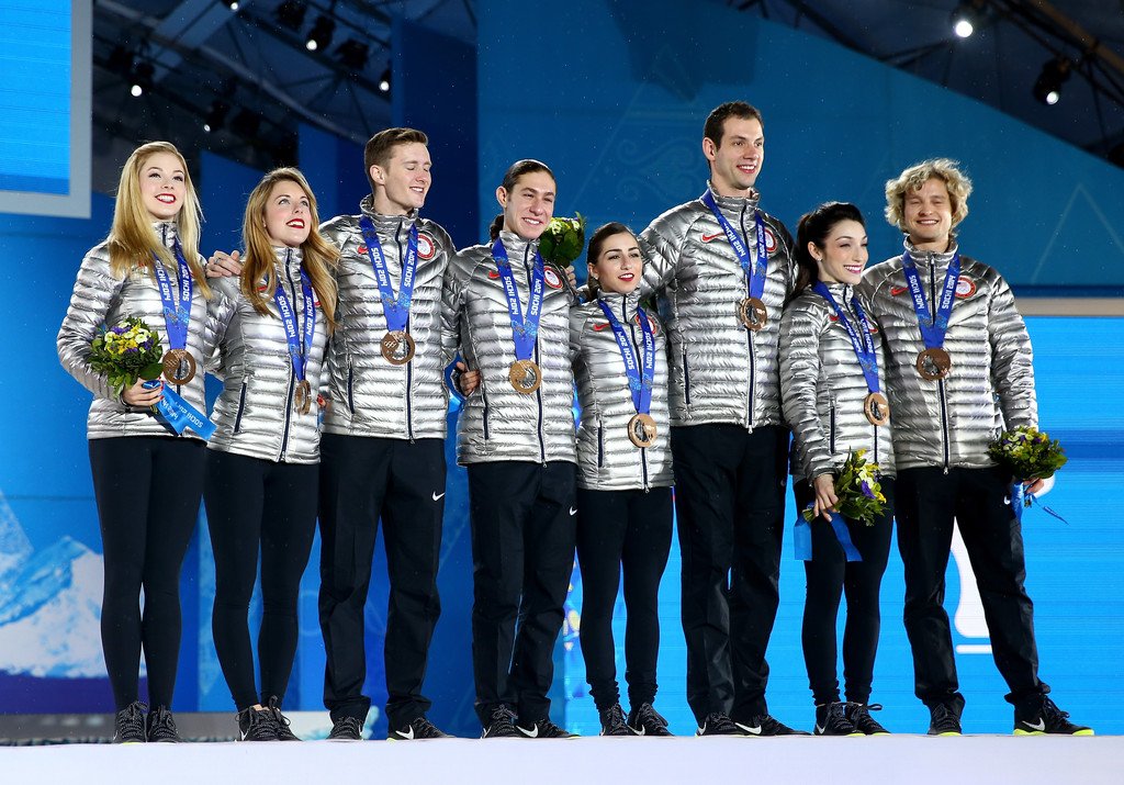 Gracie Gold Sochi Winter Olympics