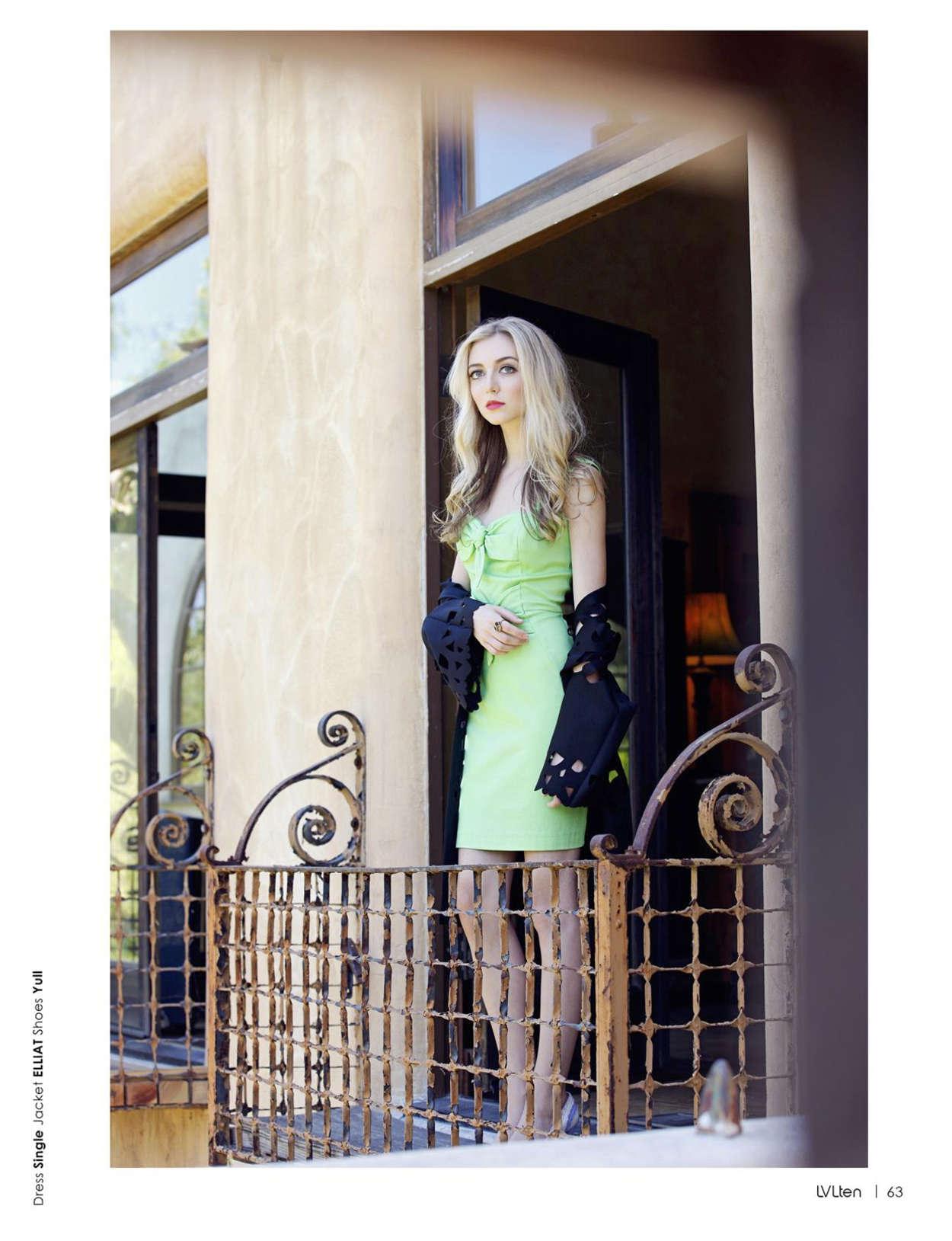 Hana Hayes LVLTen Magazine