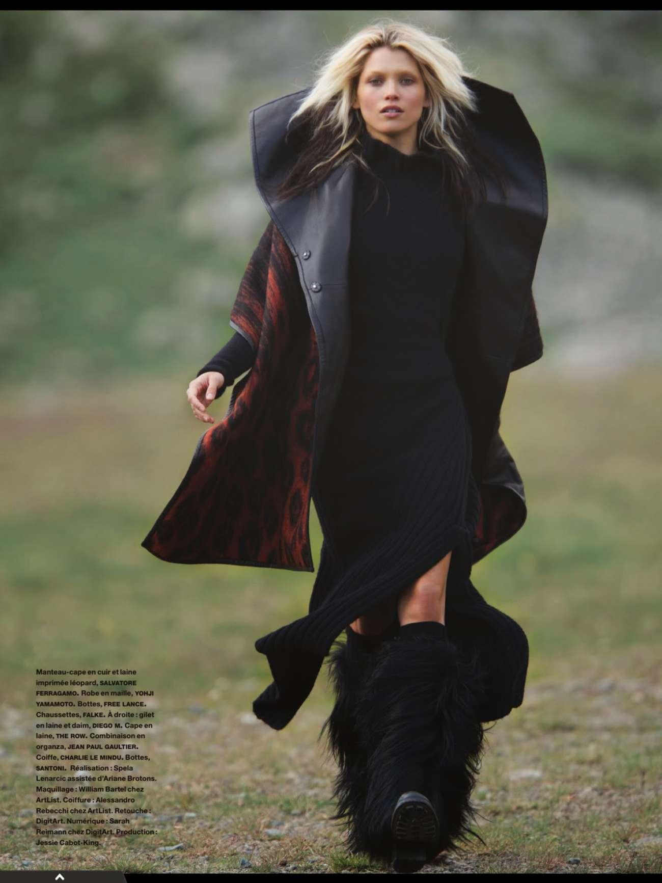 Hana Jirickova by Greg Kadel Numero #